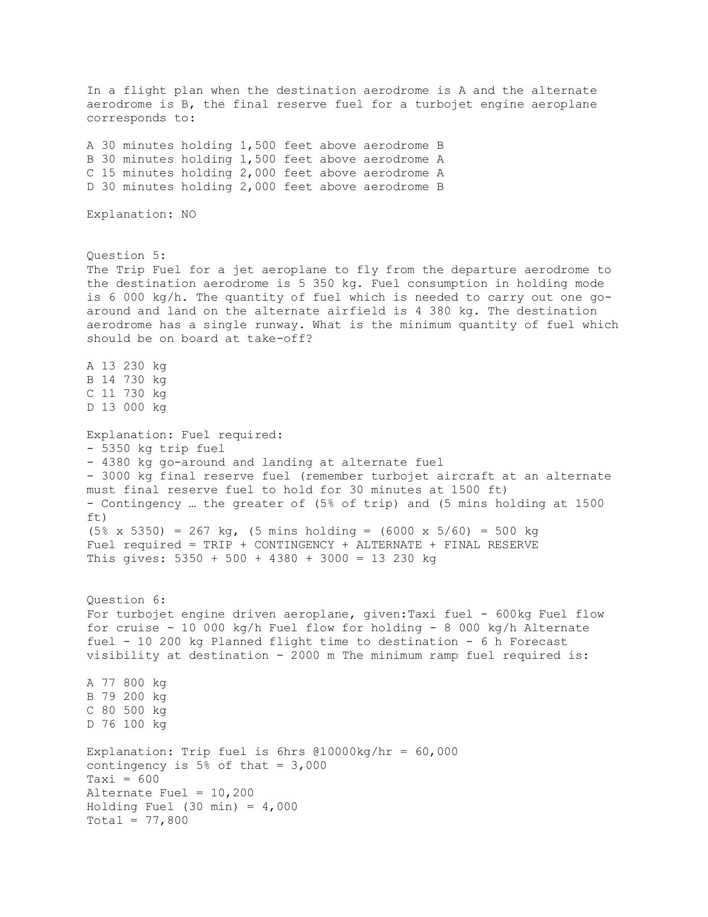 flight planning Pages 151 - 173 - Text Version | AnyFlip