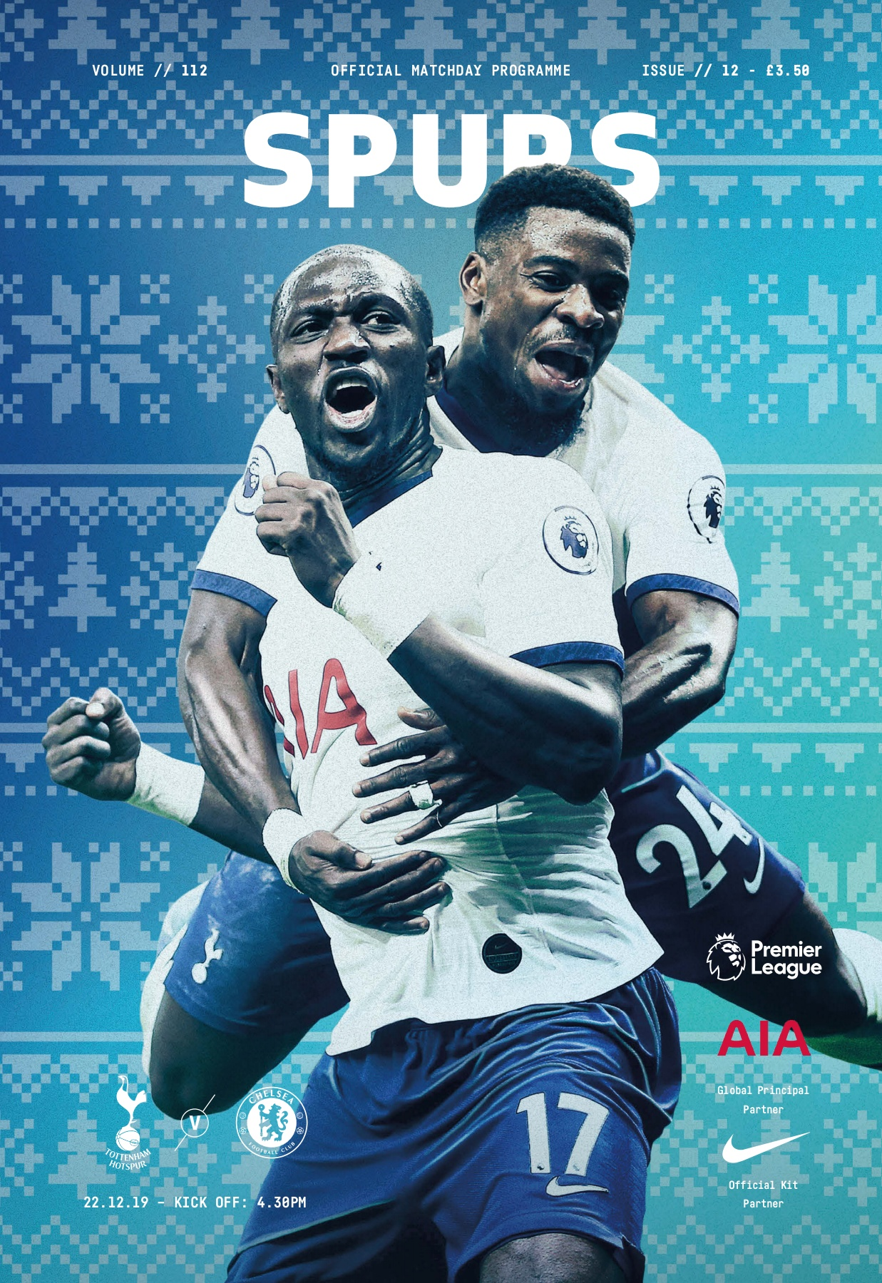 Spurs V Chelsea Pages 1 50 Text Version Anyflip