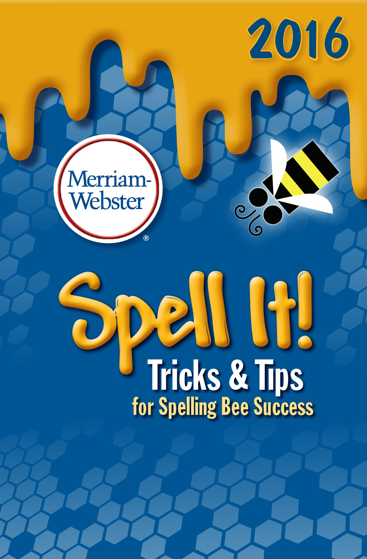 Spell It!fiflˆˇ˘ - National Spelling Bee Pages 1 - 36 - Text