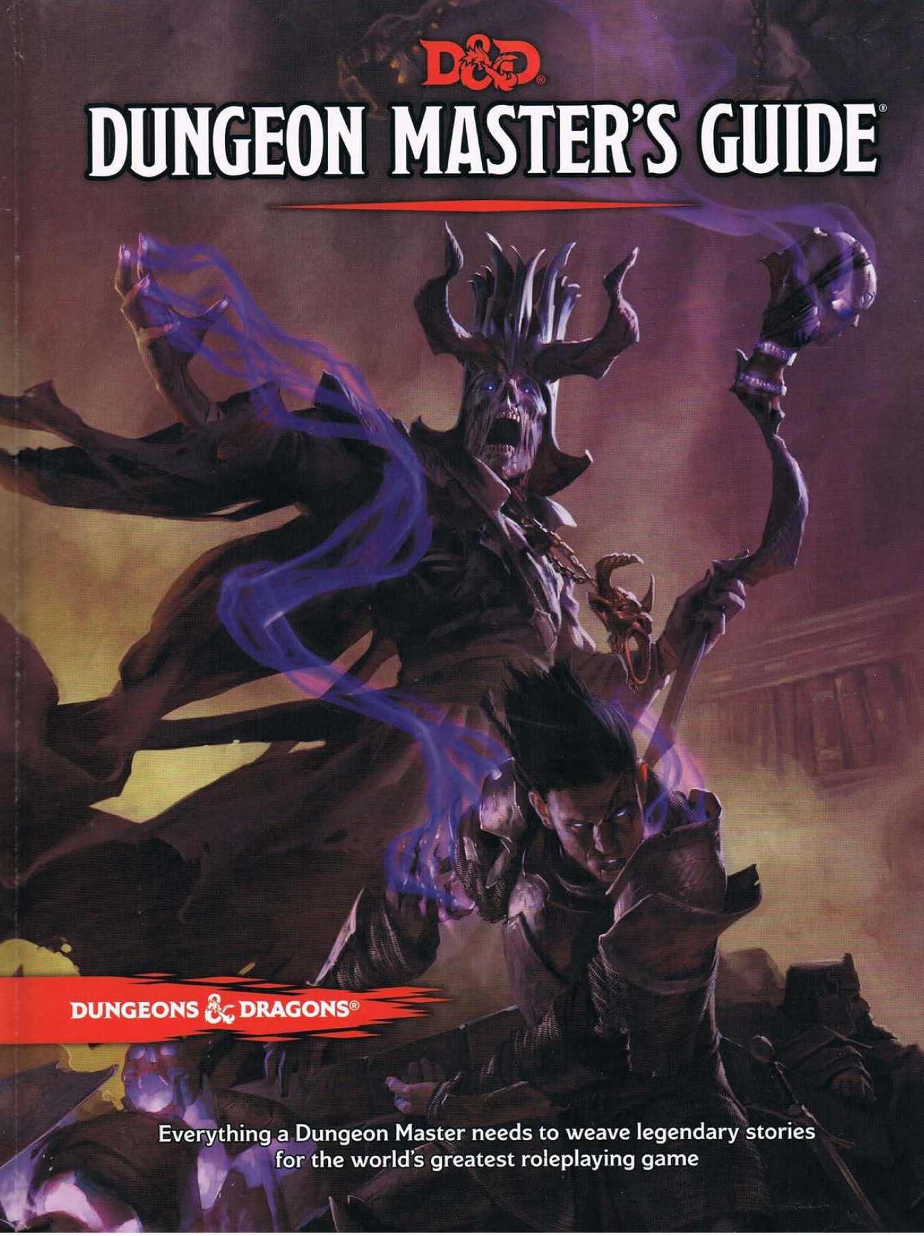 Dungeons and Dragons 5E Dungeon Master Guide Pages 301 - 320 - Text