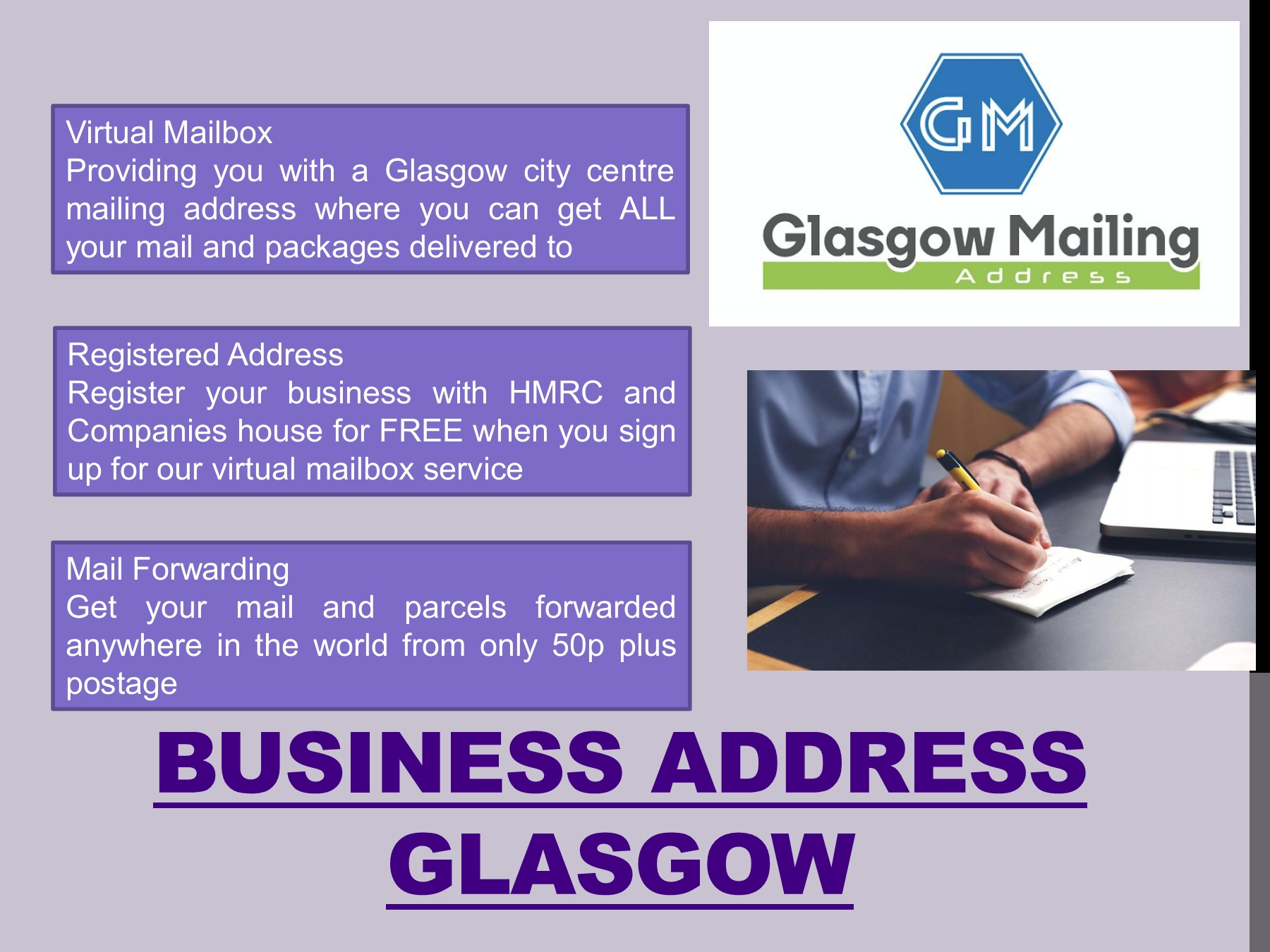 Business Address Glasgow Pages 1 - 5 - Text Version | AnyFlip