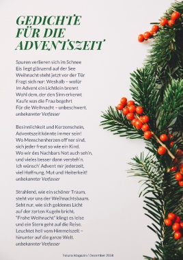 Page 28 Dezember Magazinneat At
