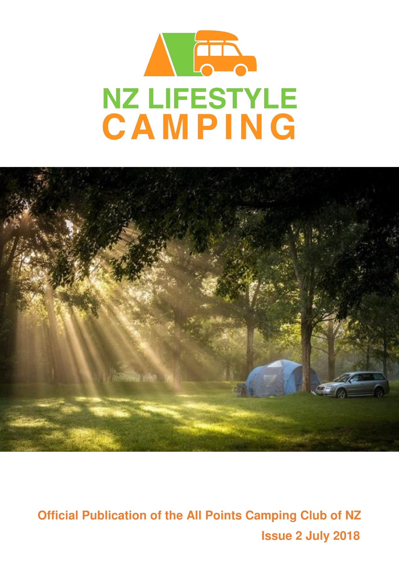 NZ Lifestyle Camping Issue 2 Winter 2018 Pages 1 - 23 - Text