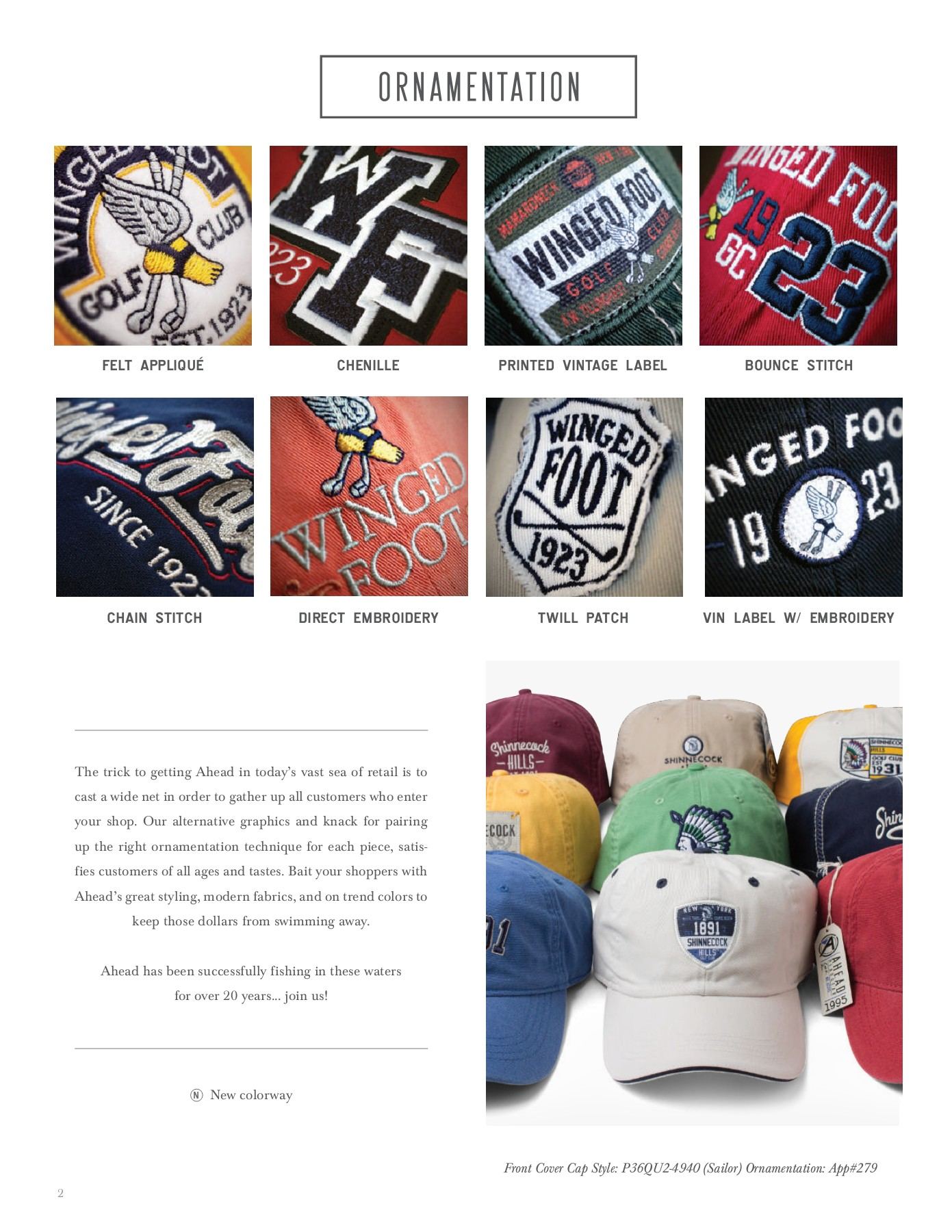 68366b69e3c 2017 Headwear Pages 1 - 50 - Text Version