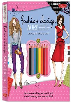 Kindle Onlilne Fashion Design Workshop Drawing Book Kit Includes Everything You Need To Get Started Drawing Your Own Fashions Walter Foster Studio Unlimited
