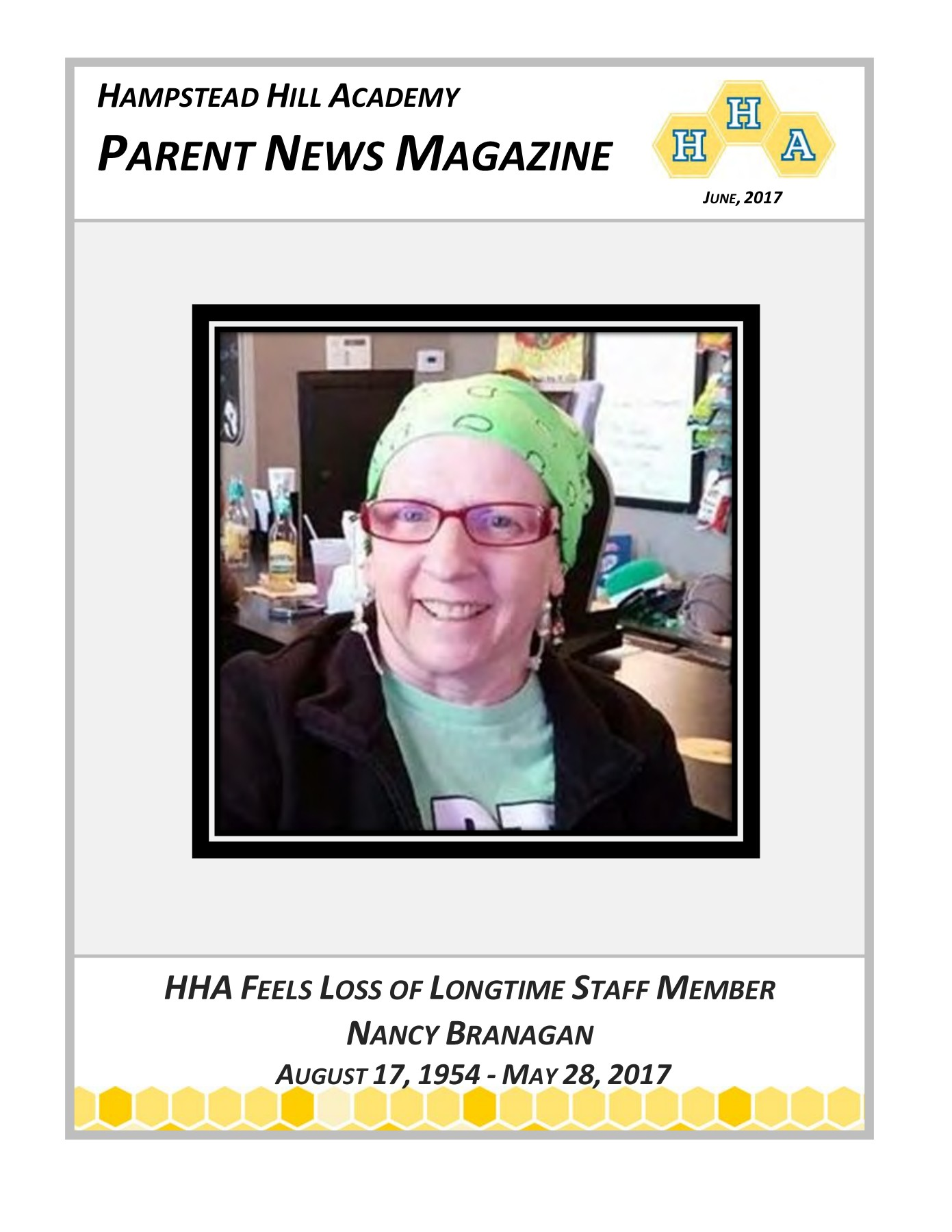 June HHA 2017 News Magazine Pages 1 - 36 - Text Version