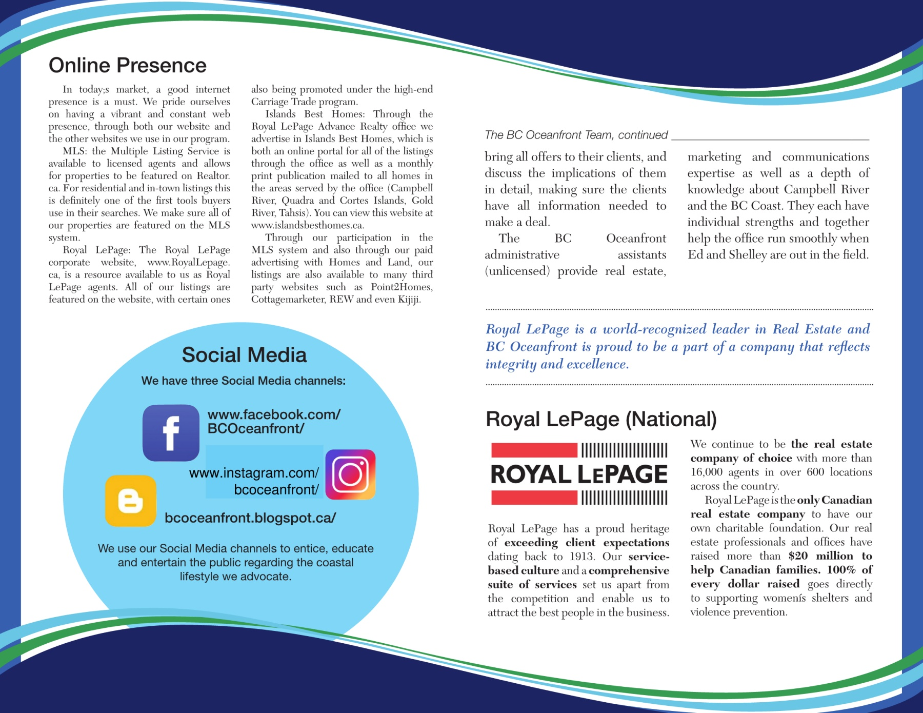 BCO Marketing Brochure 2018 Pages 1 - 6 - Text Version | AnyFlip