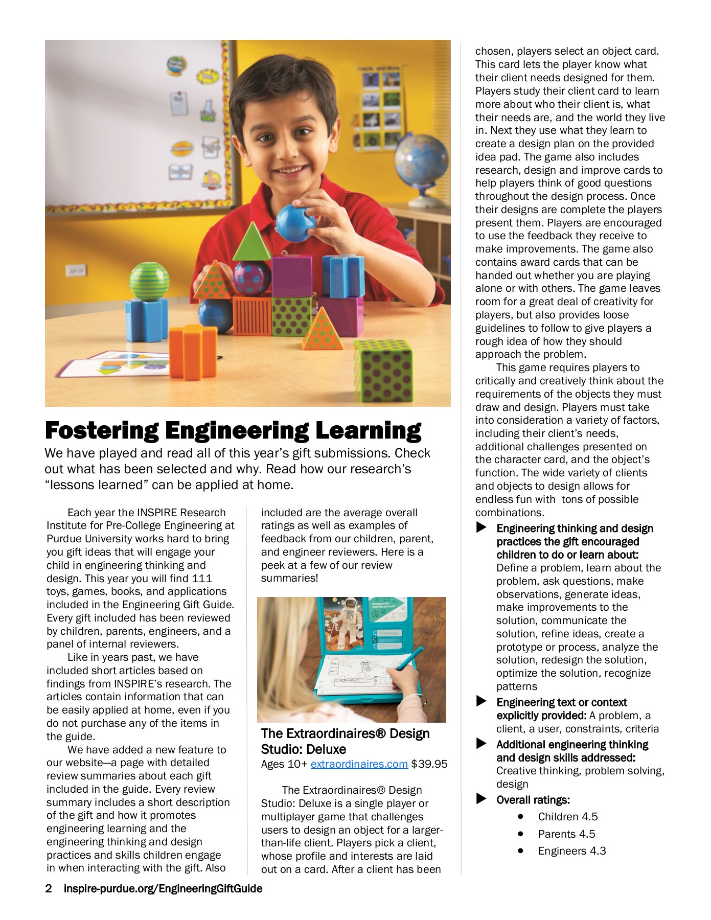 Engineering Gift Guide 2016 Pages 1 16 Text Version Anyflip Snap Circuits 300jrwondefrful Toy8 And Over Kids Toys Games Books Can Support Childrens Early Development Of Knowledge Skills Related To As Well Science Mathematics