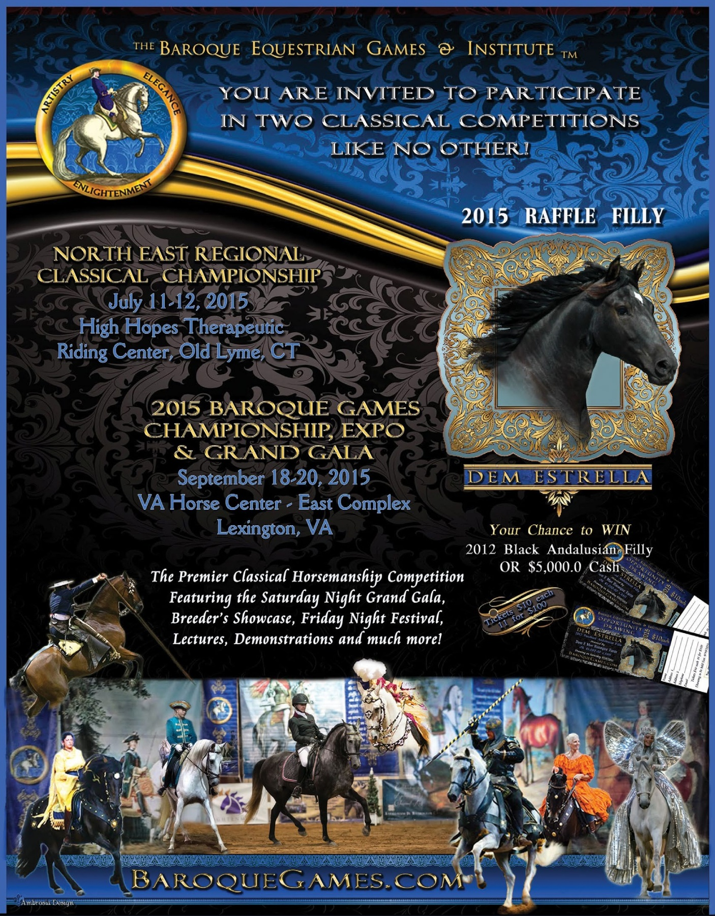 2015 Andalusian Magazine - Issue #1 Pages 51 - 68 - Text