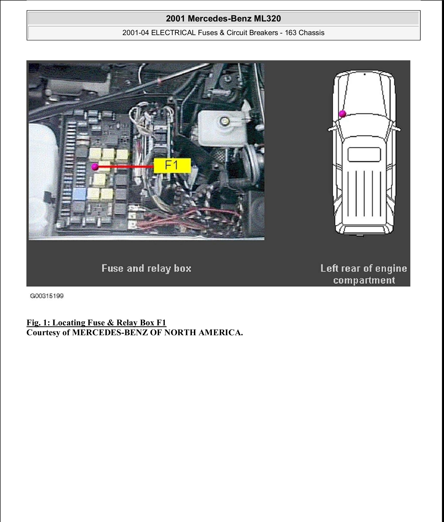 2001-04 electrical fuses & circuit breakers - 163 chassis pages 1 - 31 -  text version   anyflip