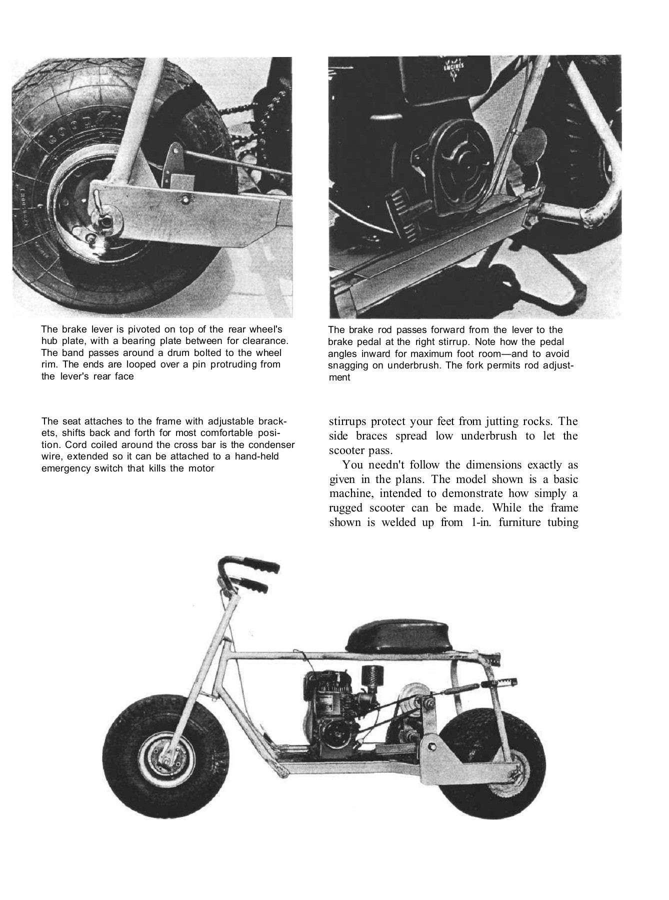 Fat-tire scooter for sportsmen - Green-Trust Org Pages 1 - 5 - Text