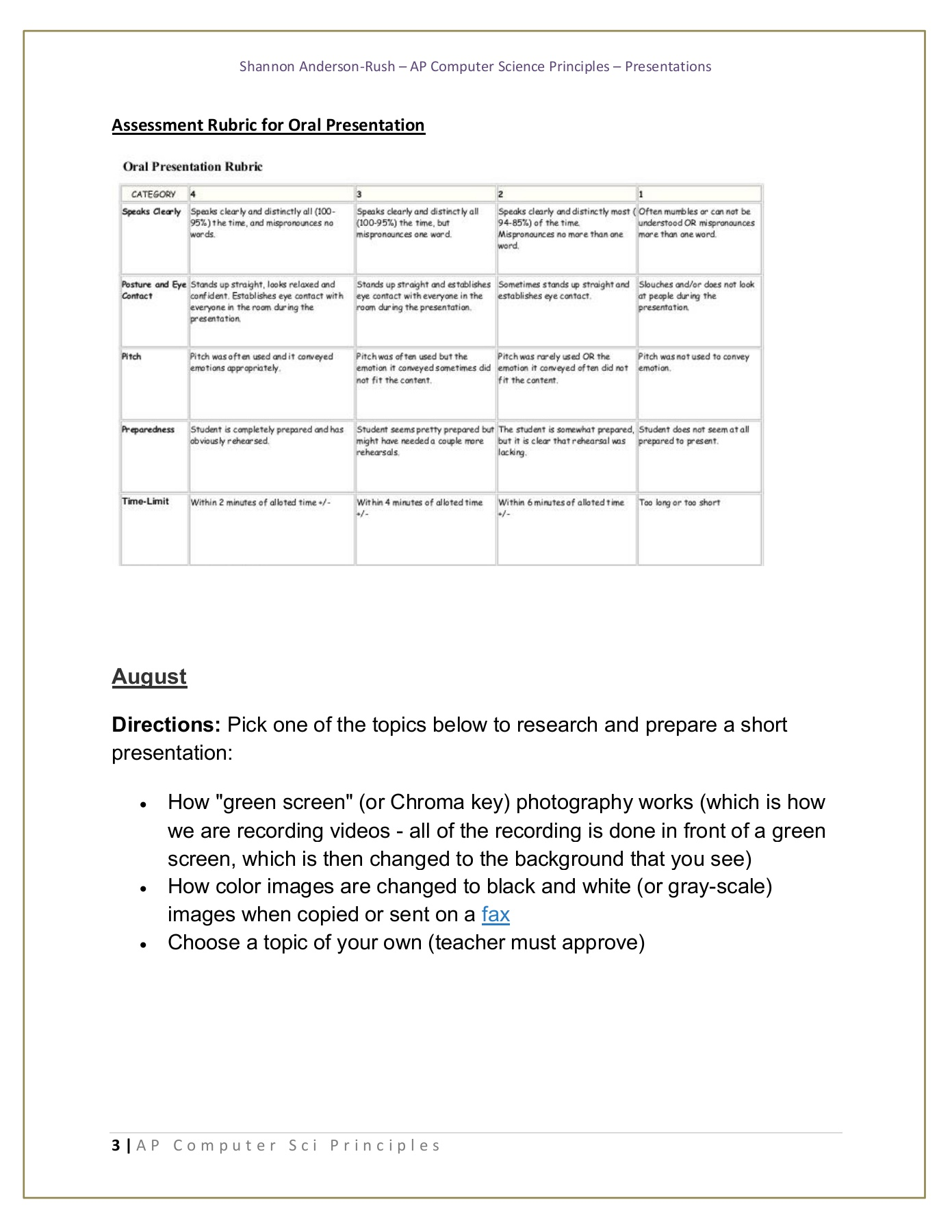 APCSP_Presentations Pages 1 - 15 - Text Version | AnyFlip