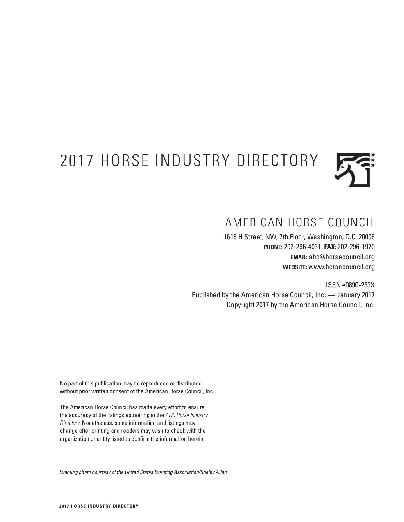 2017 Horse Industry Directory Pages 101 - 150 - Text Version | AnyFlip