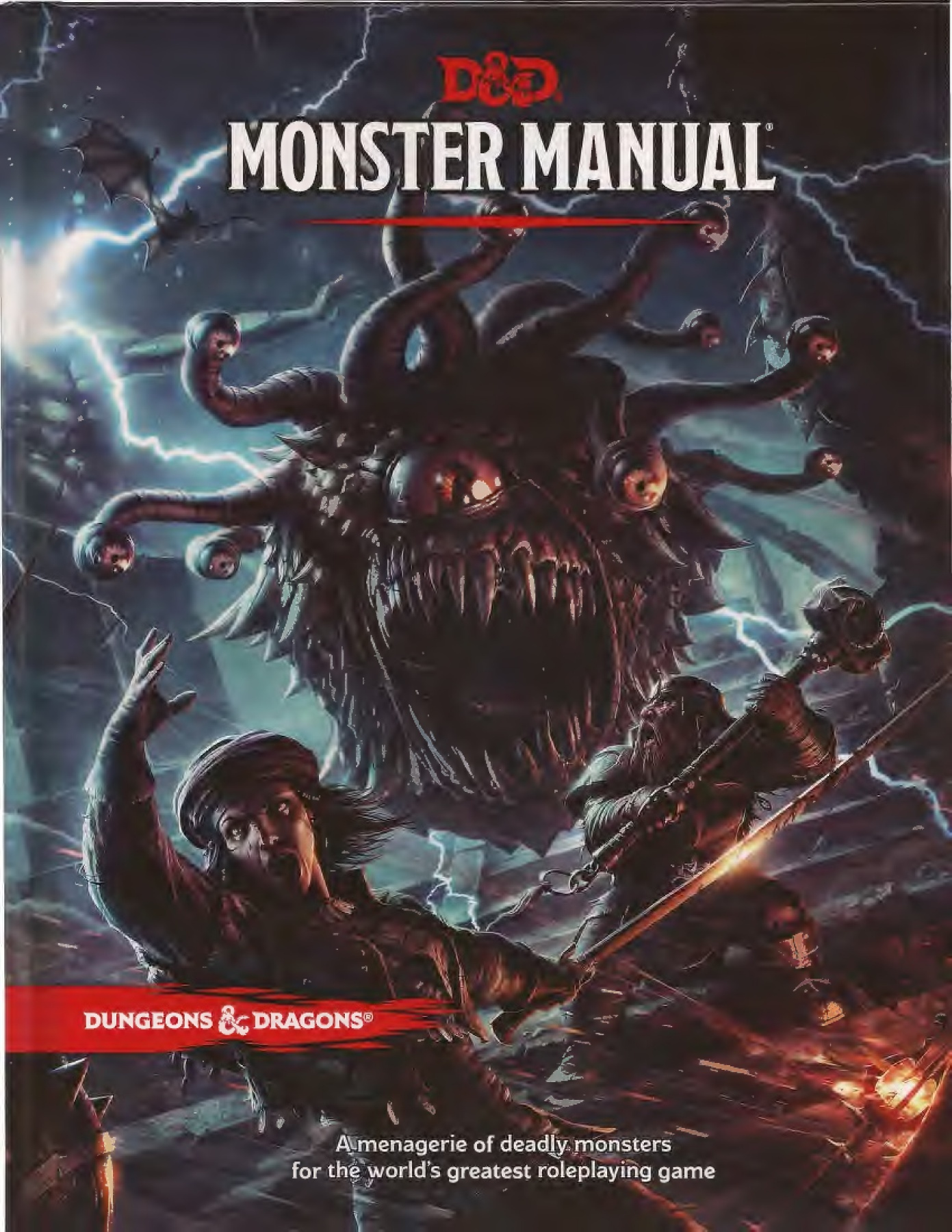 Monster Manual D&D 5e Pages 351 - 400 - Text Version | AnyFlip