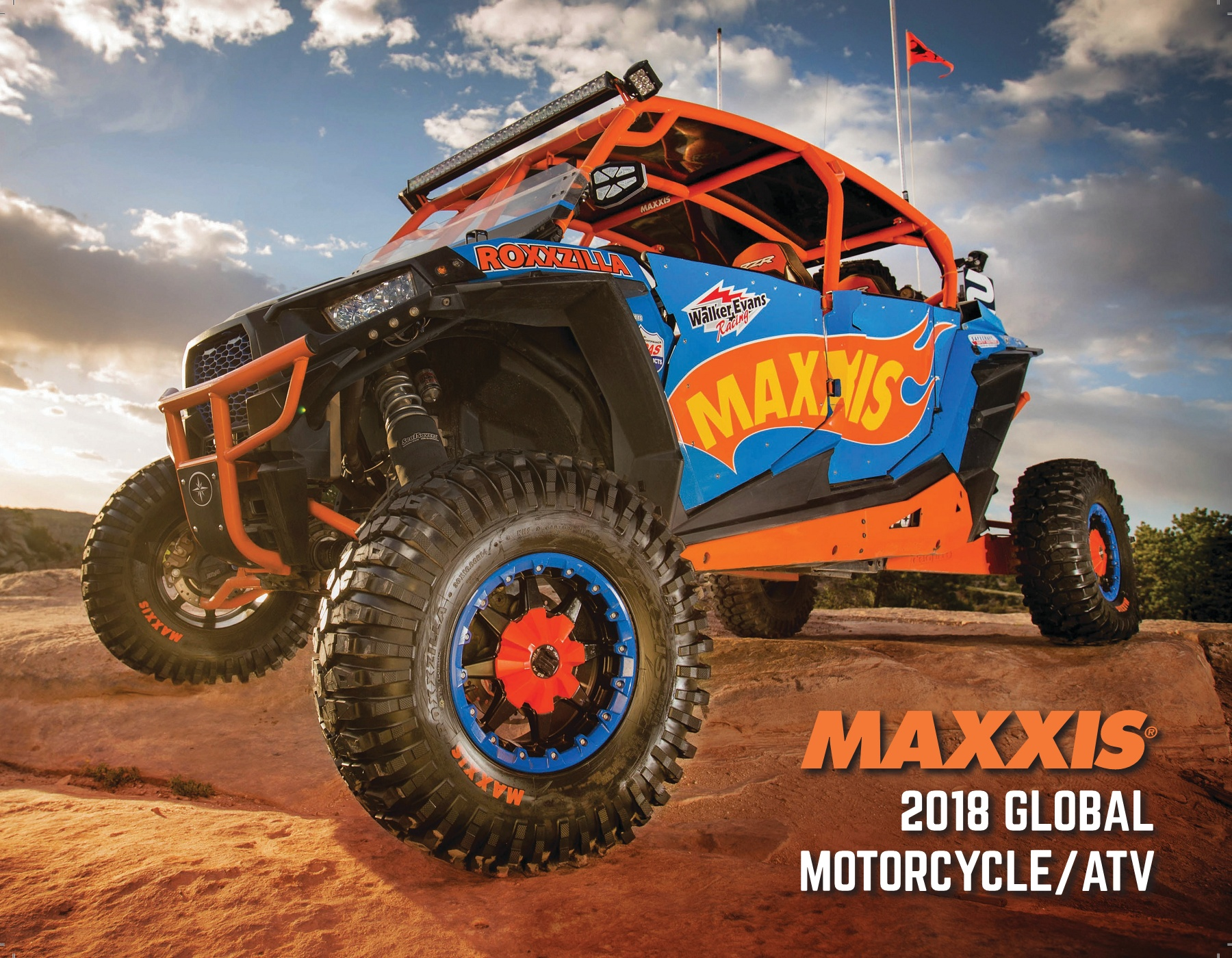 Maxxis carnivore 30x10-14 ML1 off-road tyres
