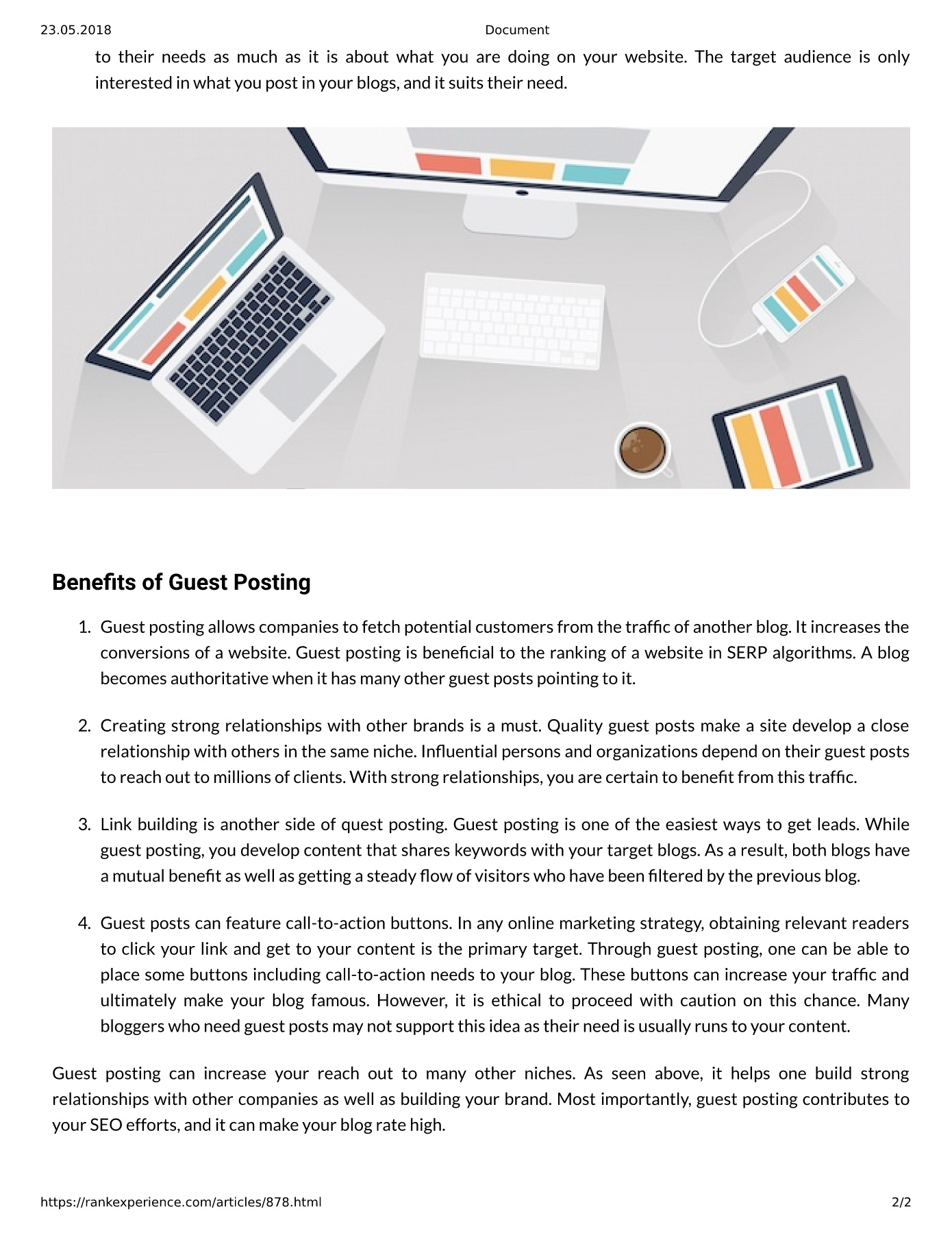 Semalt Describes The Bene¡ts Of Guest Posting For Your SEO Pages 1