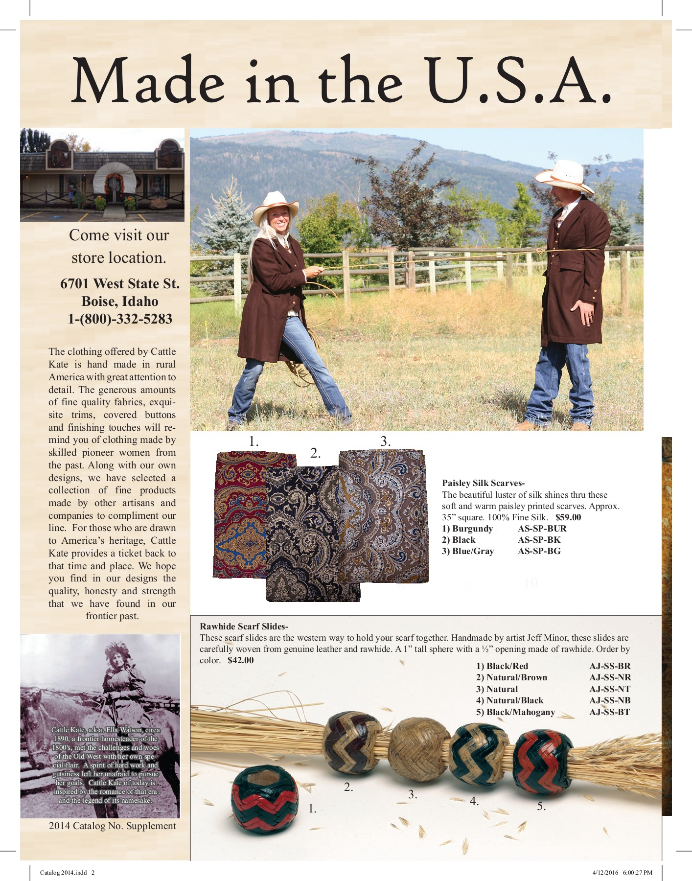 e2603f44bdf85e Cattle Kate Catalog Pages 1 - 32 - Text Version | AnyFlip