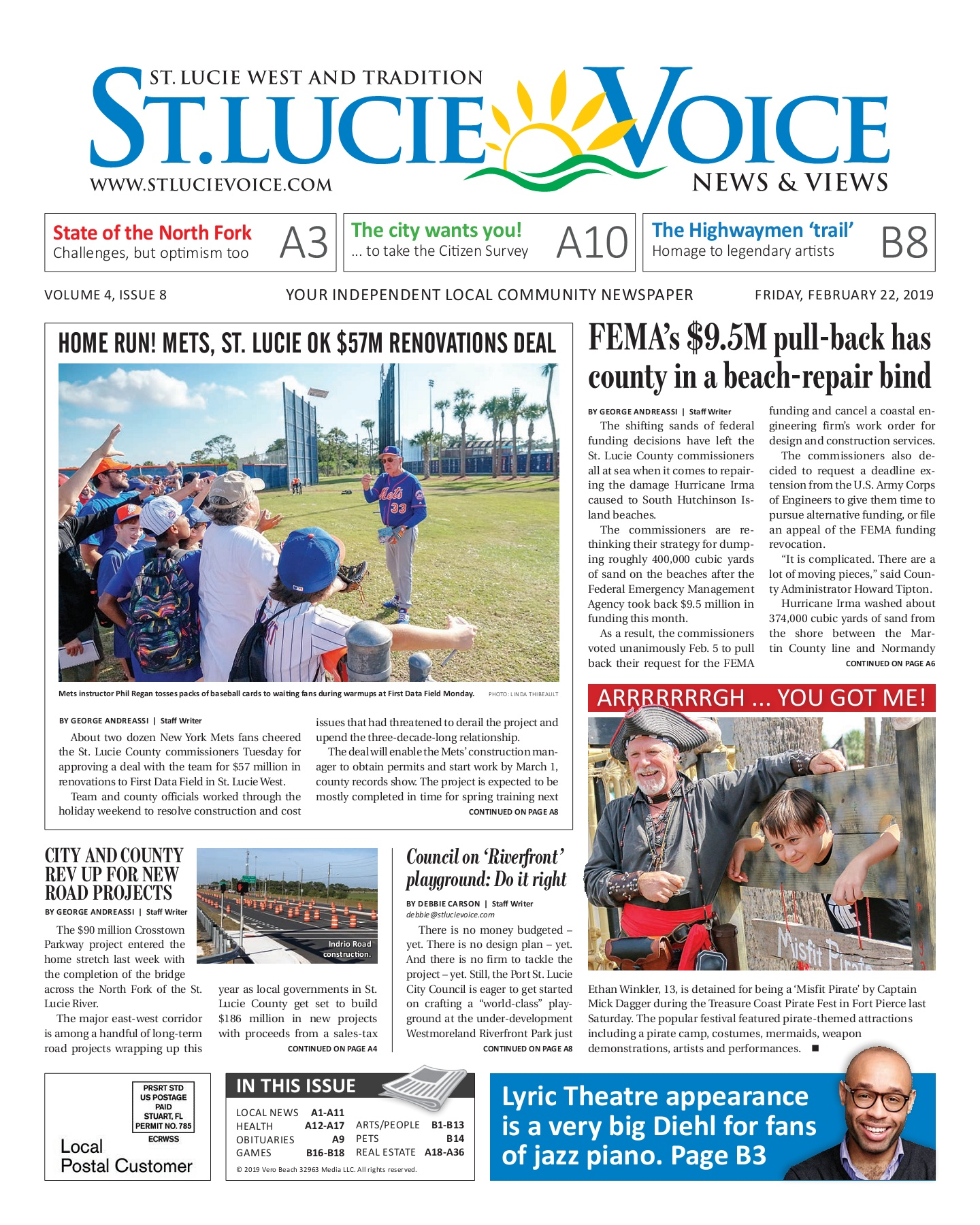 02/22/2019 ISSUE 08 Pages 1 - 50 - Text Version | AnyFlip