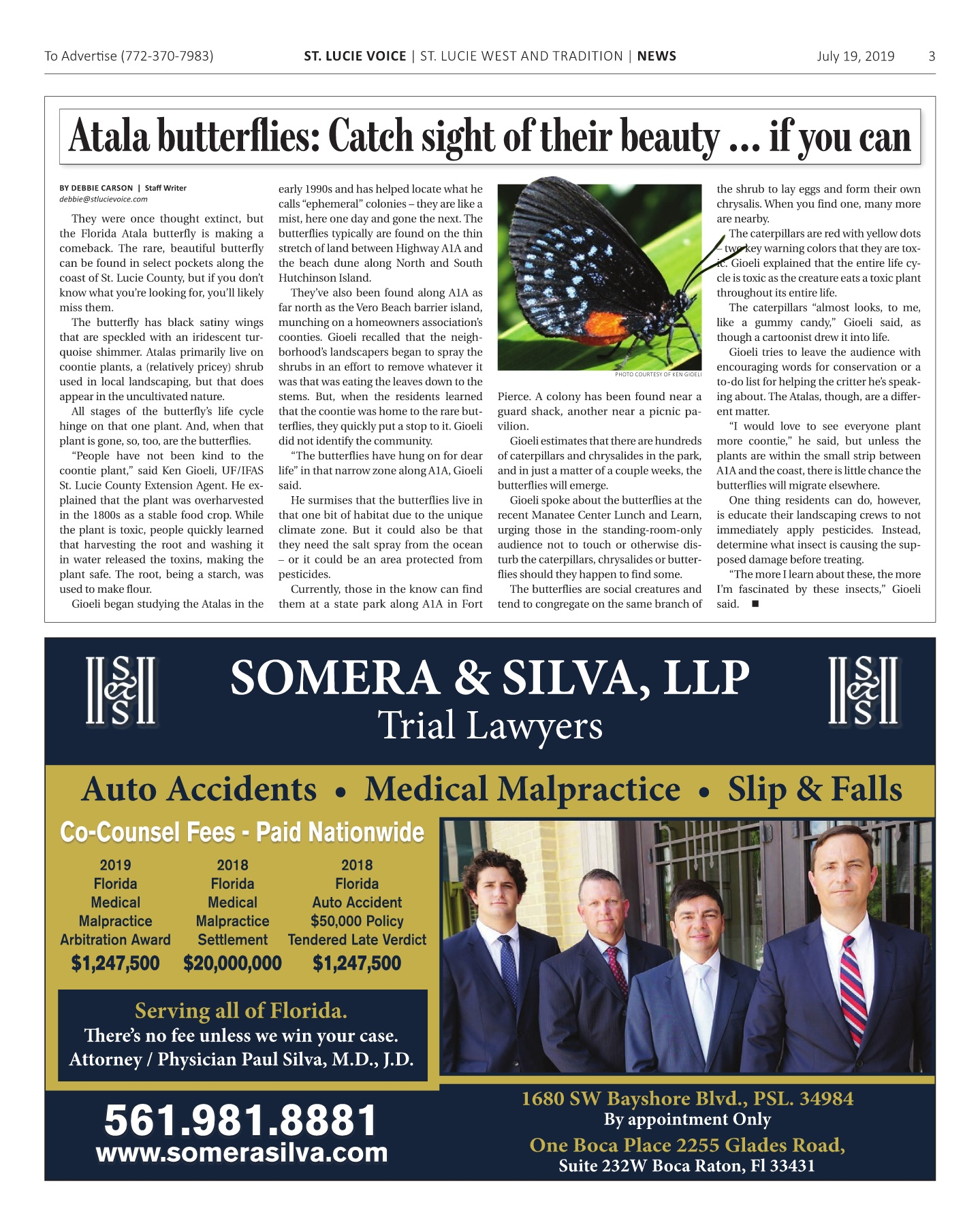 07/19/2019 ISSUE 29 Pages 1 - 40 - Text Version | AnyFlip