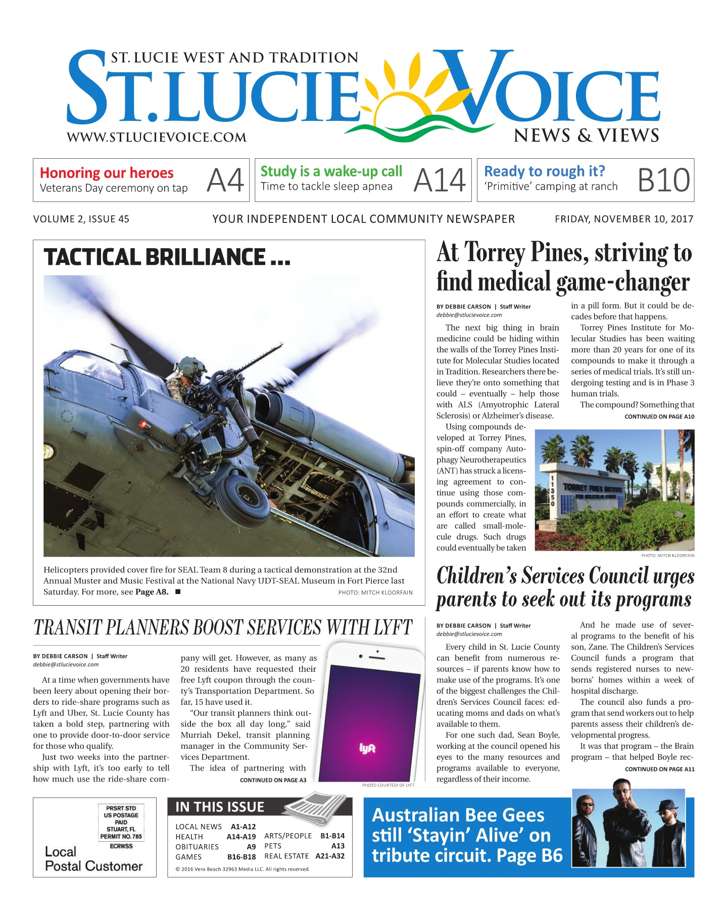 11/10/2017 ISSUE 45 Pages 1 - 50 - Text Version   AnyFlip