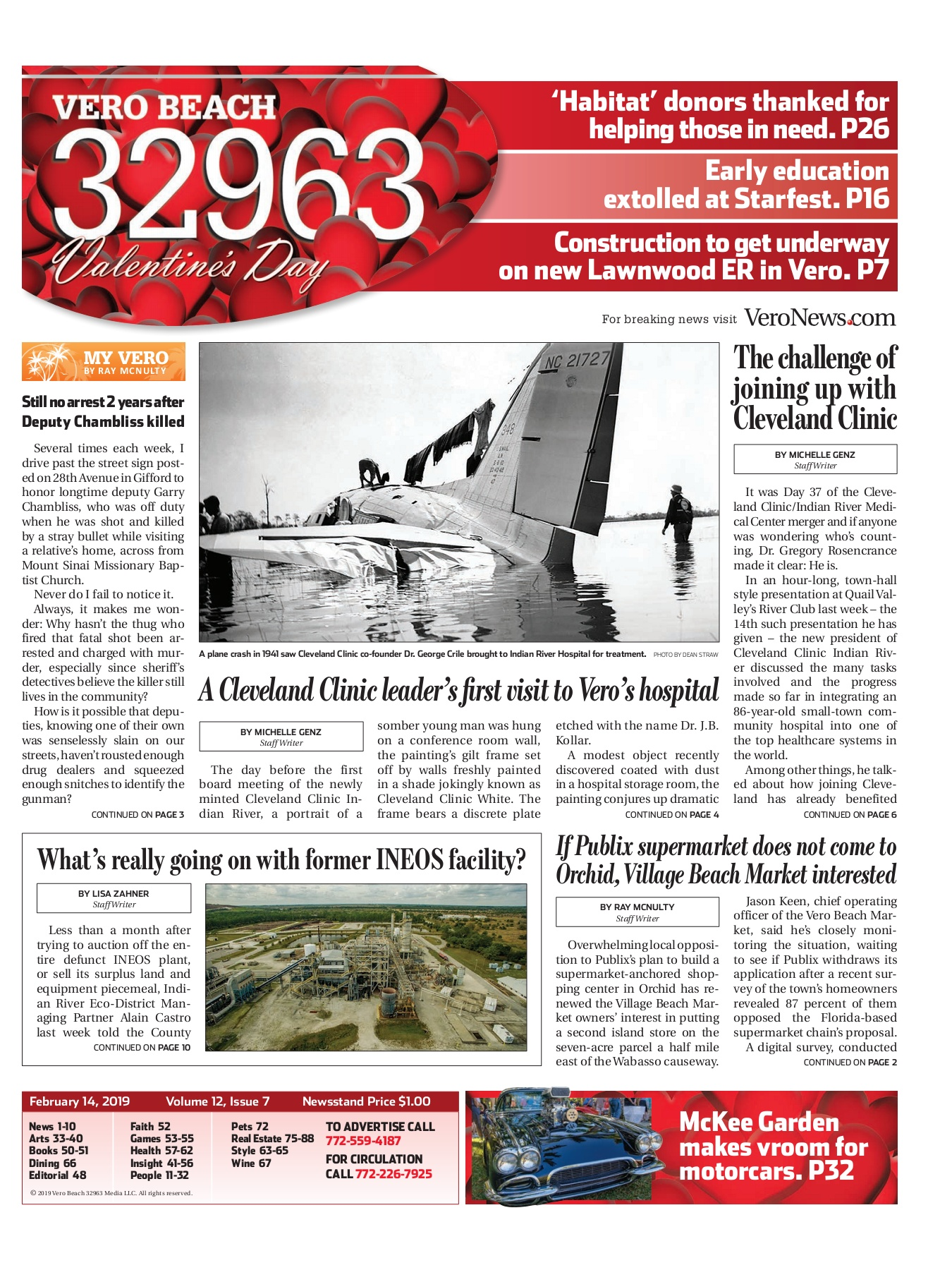 02/14/2019 ISSUE 07 Pages 1 - 50 - Text Version | AnyFlip