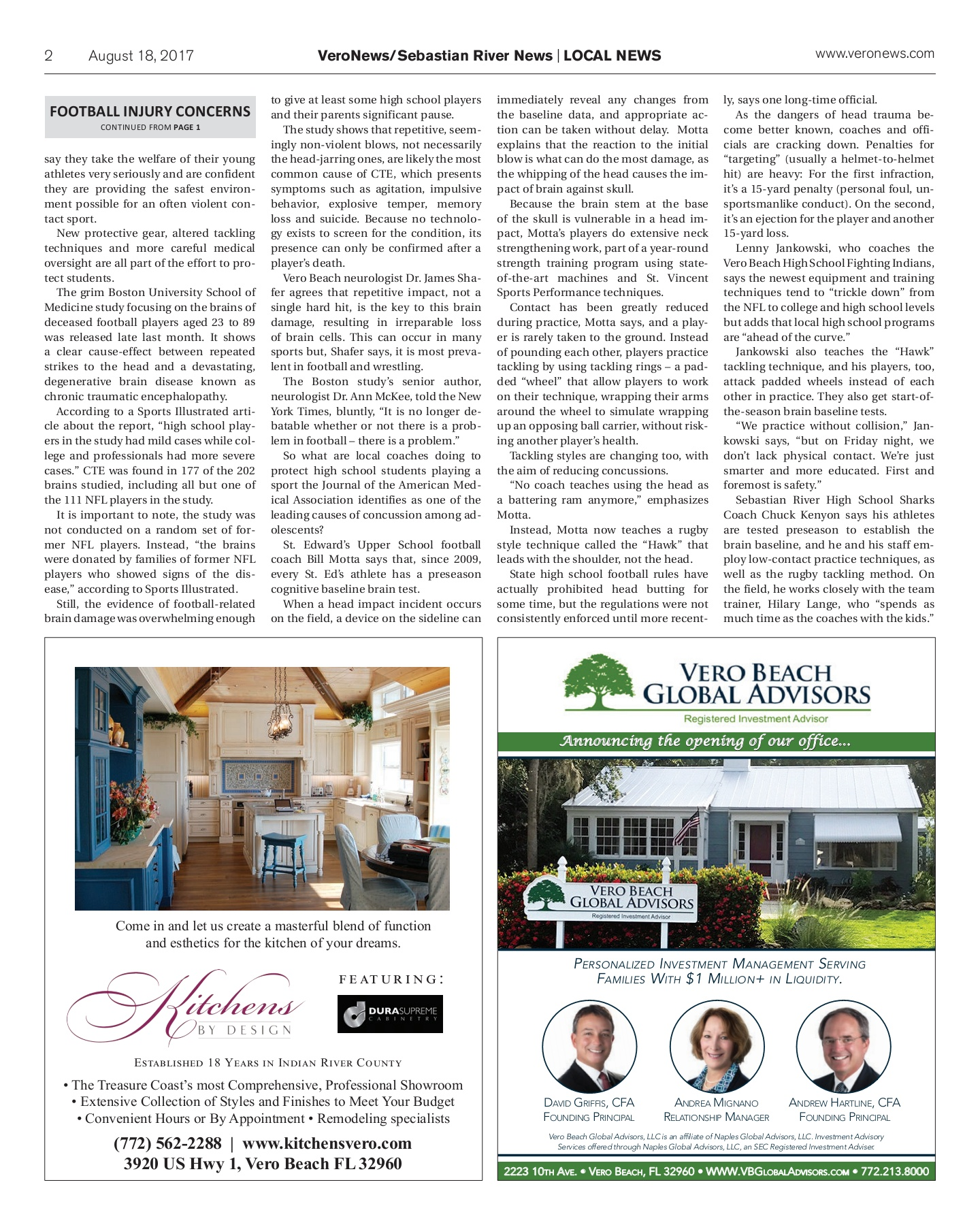 08/18/2017 ISSUE 33 Pages 1 - 40 - Text Version | AnyFlip