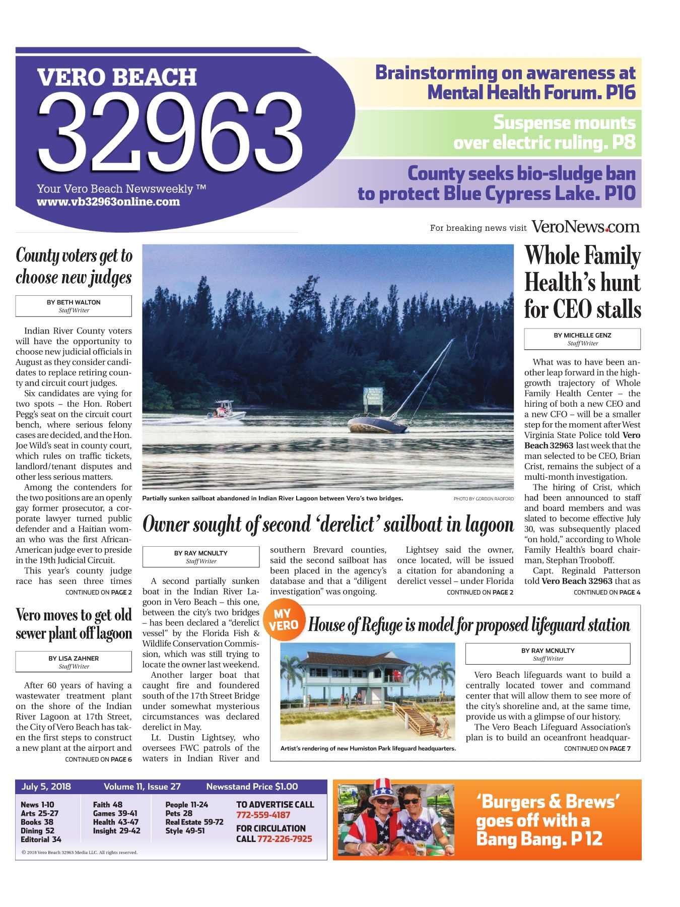 07/05/2018 ISSUE 27 Pages 1 - 50 - Text Version | AnyFlip