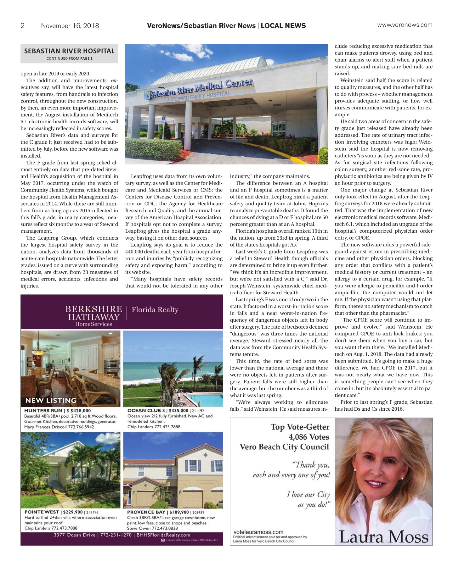 11/16/2018 ISSUE 46