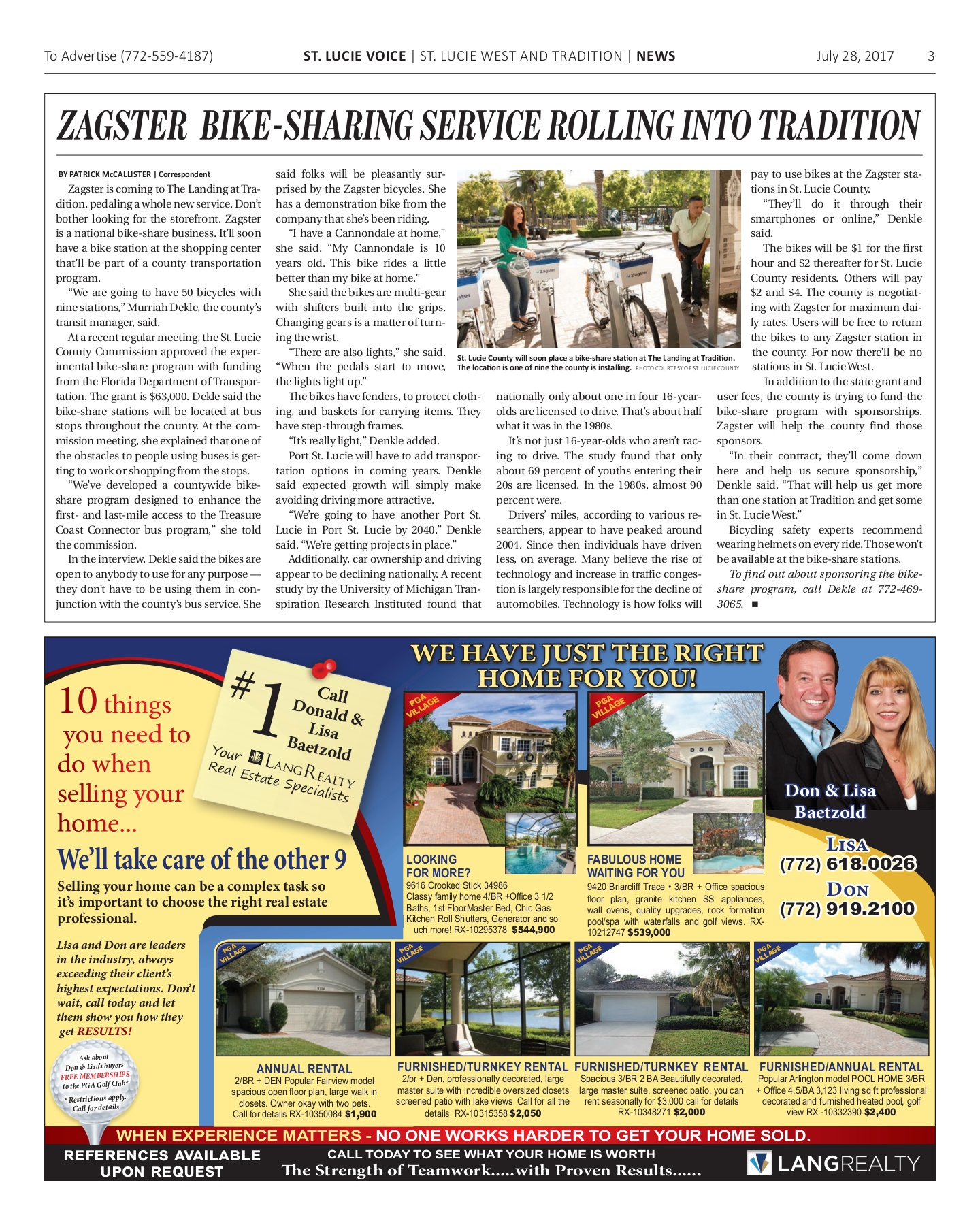 07/28/2017 ISSUE 30 Pages 1 - 44 - Text Version | AnyFlip