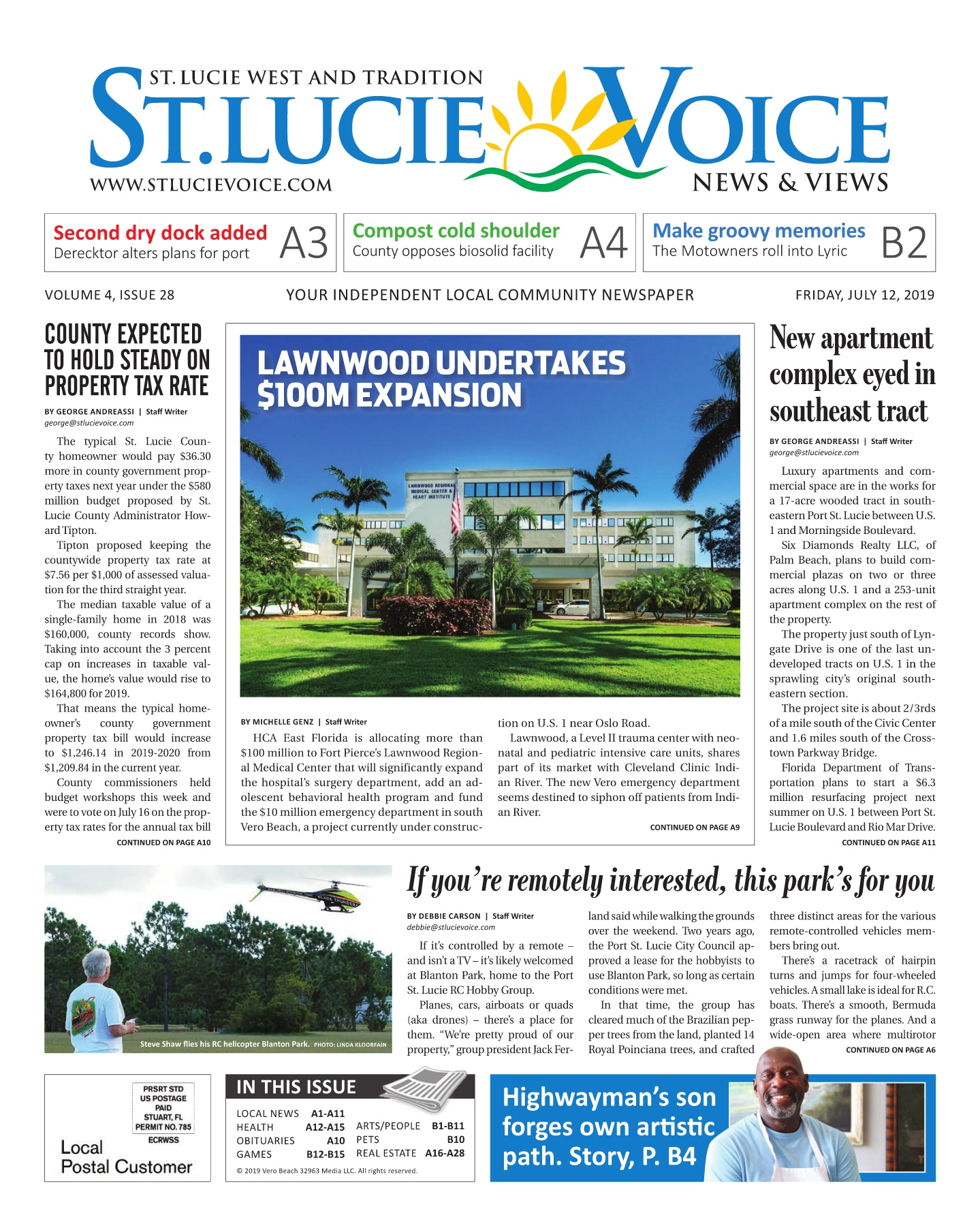07/12/2019 ISSUE 28 Pages 1 - 44 - Text Version | AnyFlip