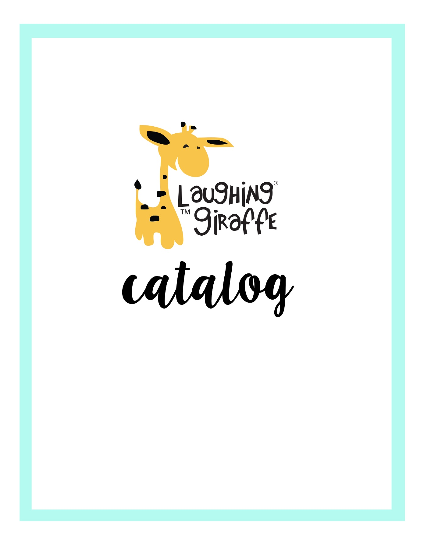 4fab1b2b288 Laughing Giraffe Cataog Pages 1 - 24 - Text Version