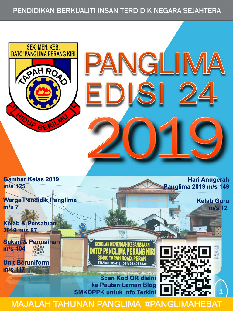Panglima Edisi 2019 Pages 101 150 Text Version Anyflip