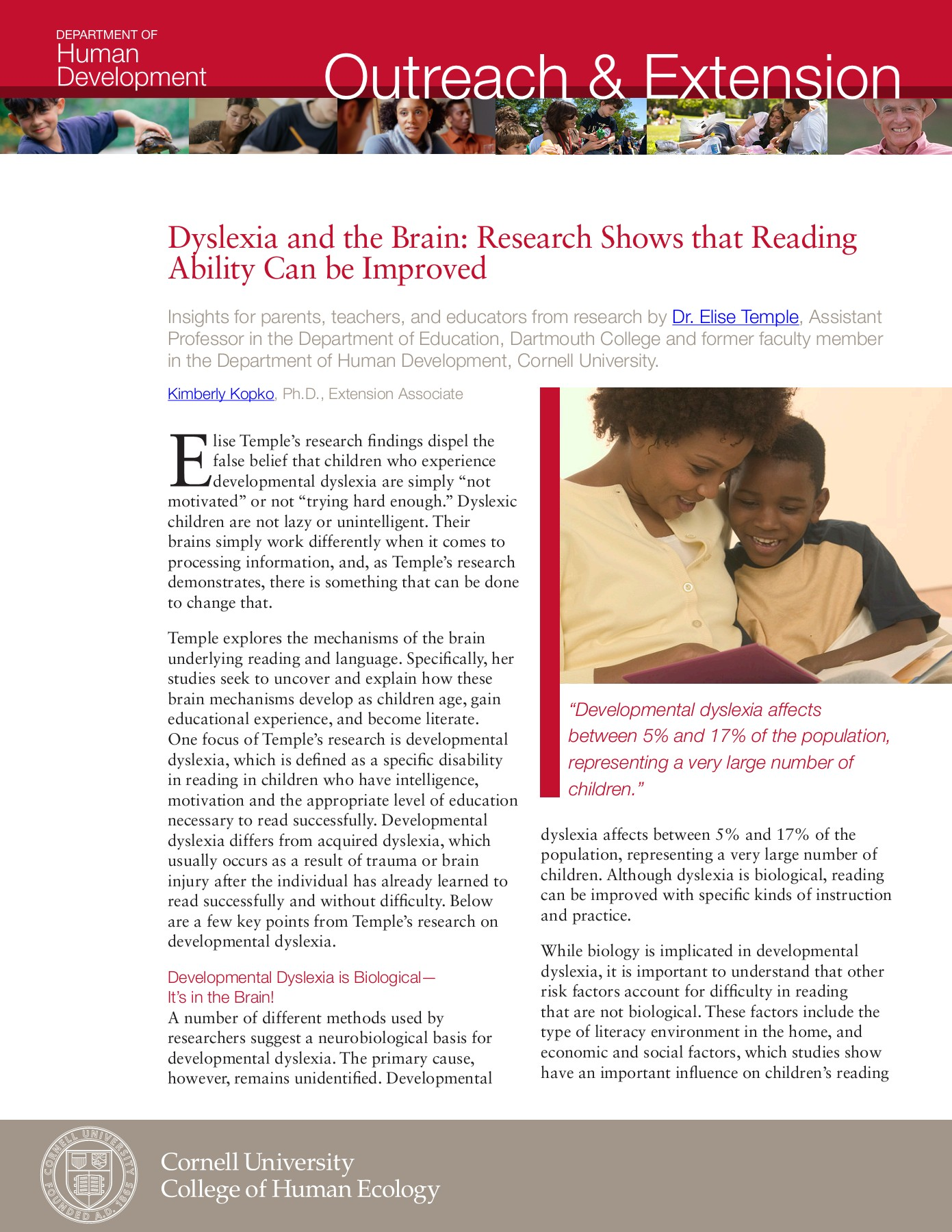 The Household Threat To Childrens Brains Brain Development >> Dyslexia And The Brain Research Shows That Reading
