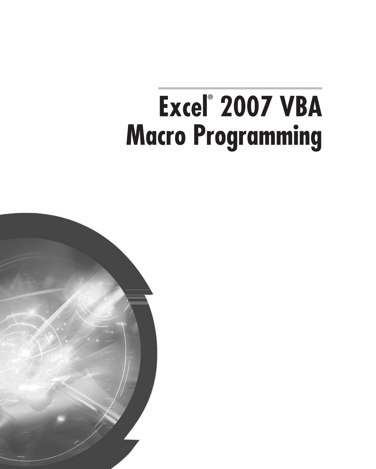 McGraw Hill - Excel 2007 VBA Macro Programming (11-2009)