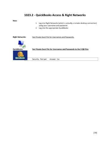 Page 30 - Traditions Policies and Procedures