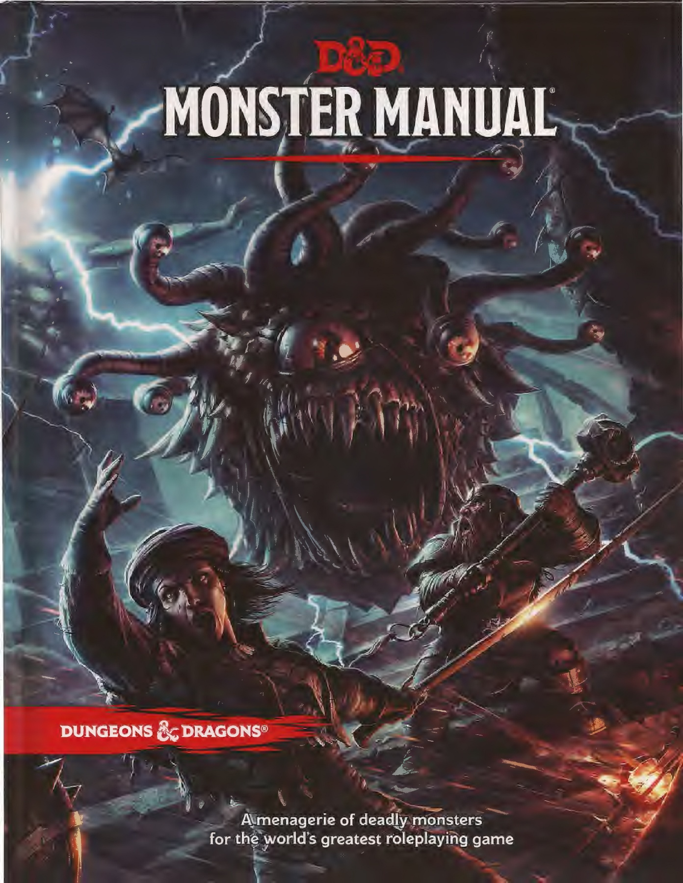 DnD  5e Monster Manual Pages 201 - 250 - Text Version | AnyFlip