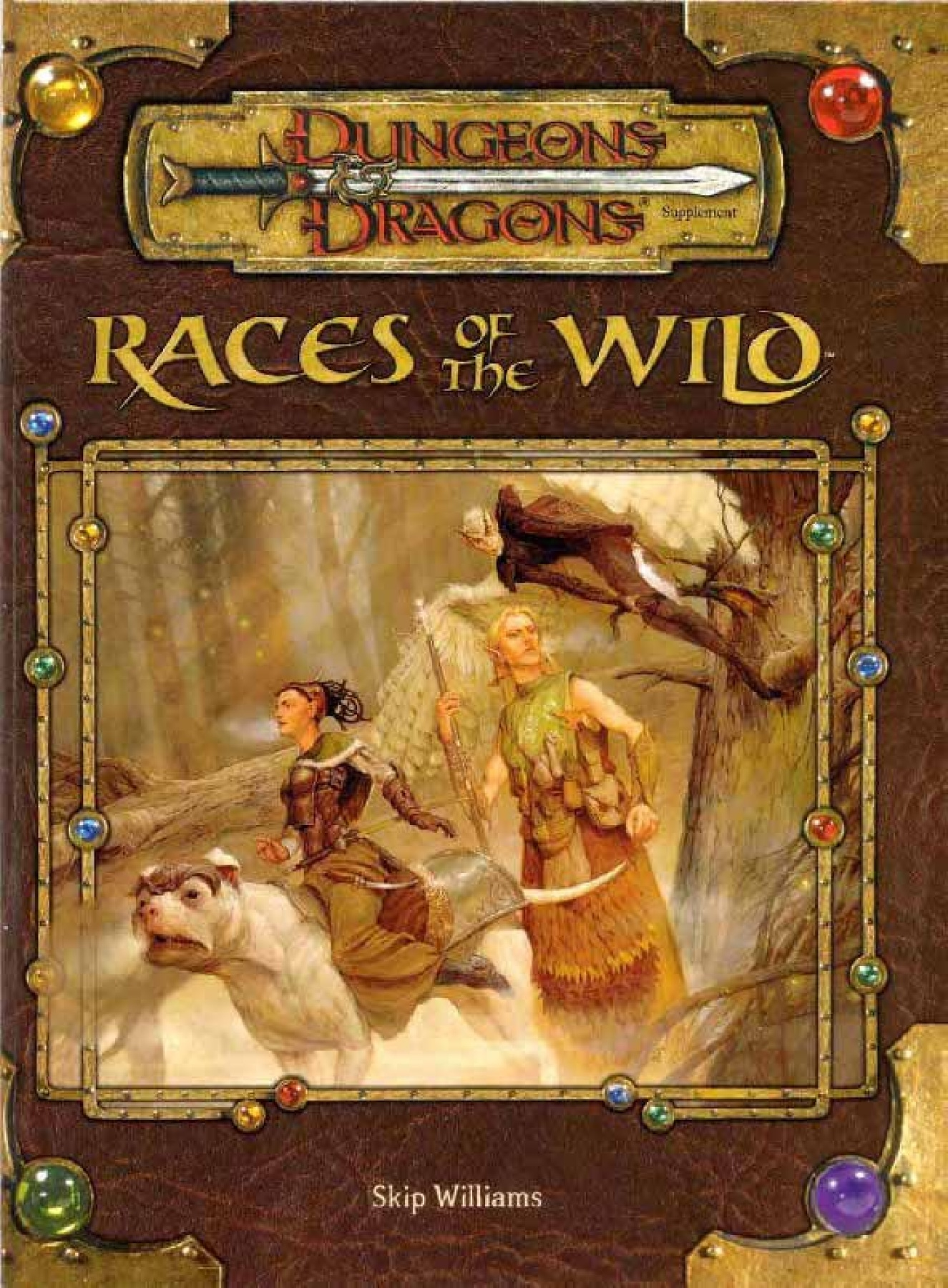 D&D 3 5 - Races of the Wild [OEF] Pages 1 - 50 - Text