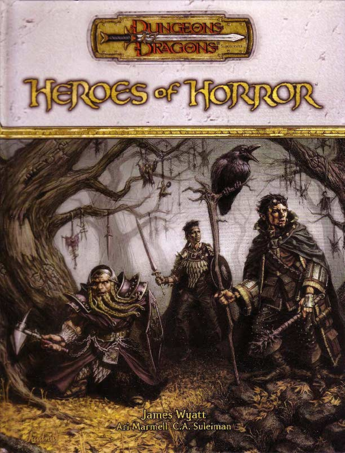 D D 3 5 Heroes Of Horror Oef Pages 1 50 Text Version Anyflip
