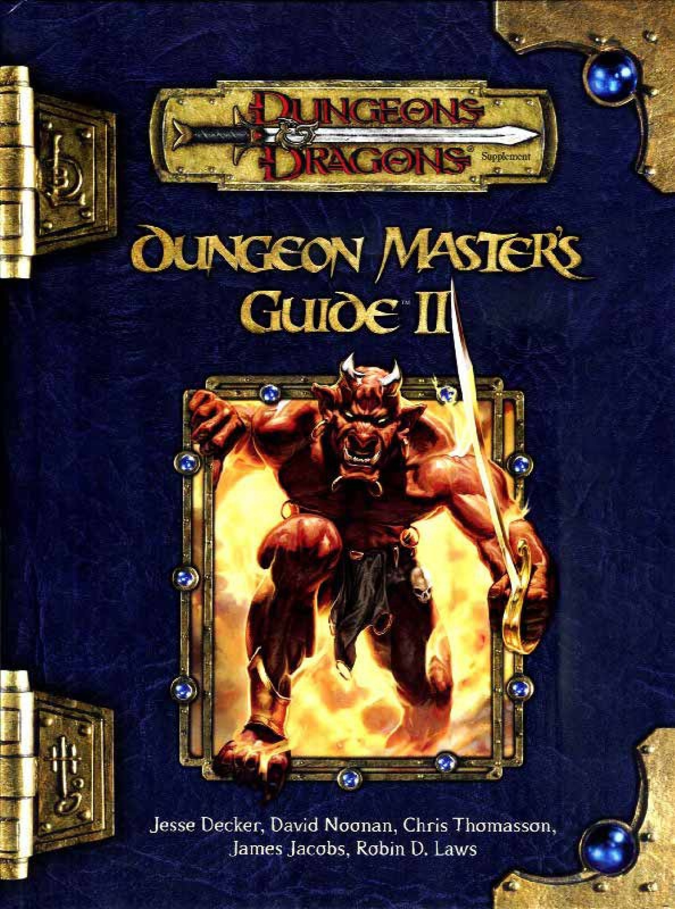 D&D 3 5 - Dungeon Master's Guide II [OEF] Pages 251 - 286