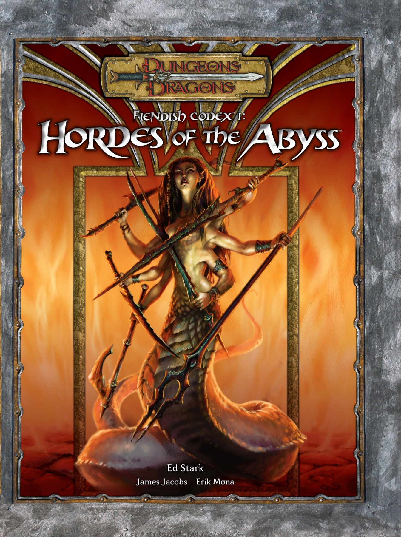 D&D 3 5 - Fiendish Codex I - Hordes of the Abyss [OEF] Pages