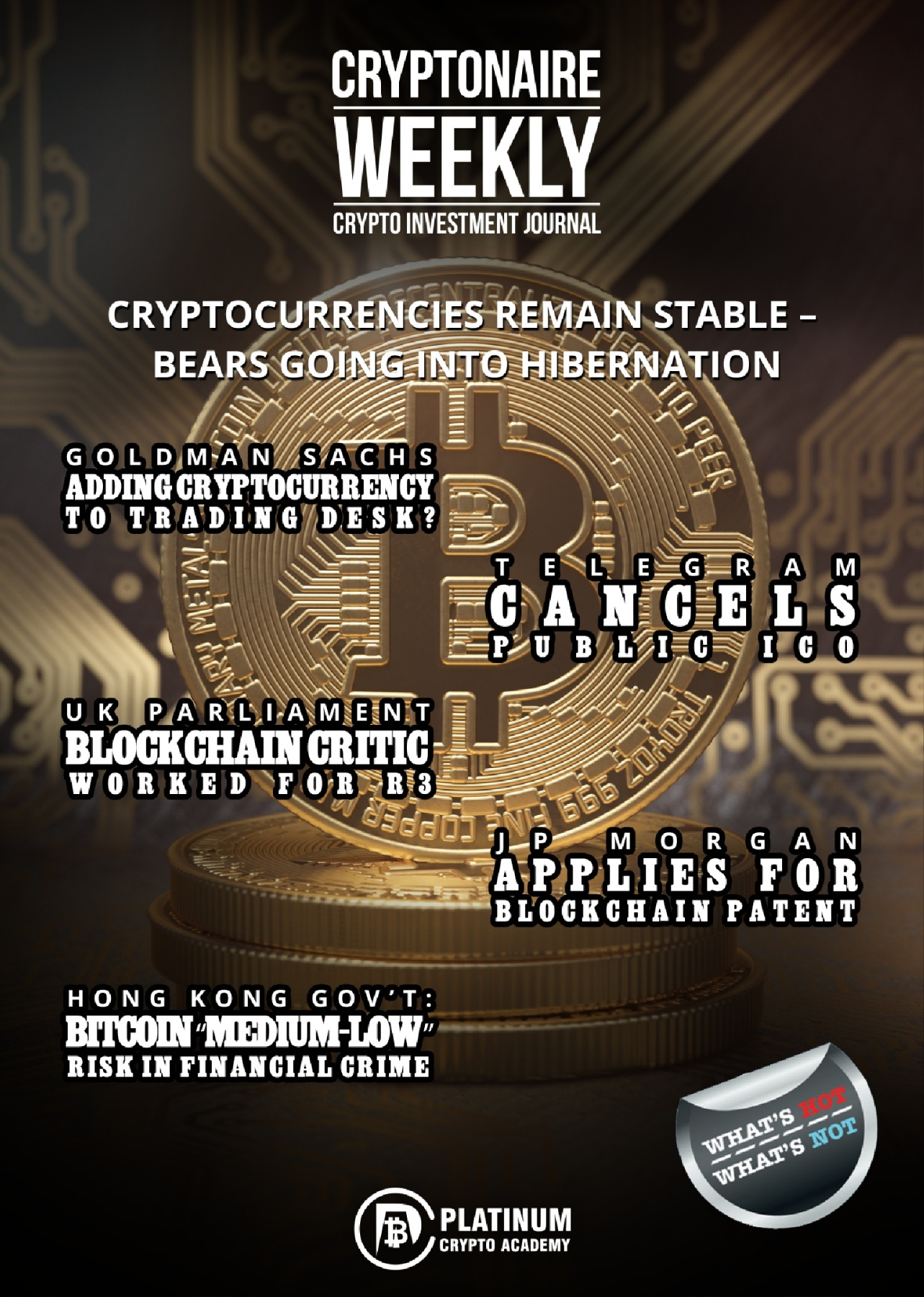 8th MAY 2018 CRYPTONAIRE WEEKLY Pages 1 - 18 - Text Version | AnyFlip