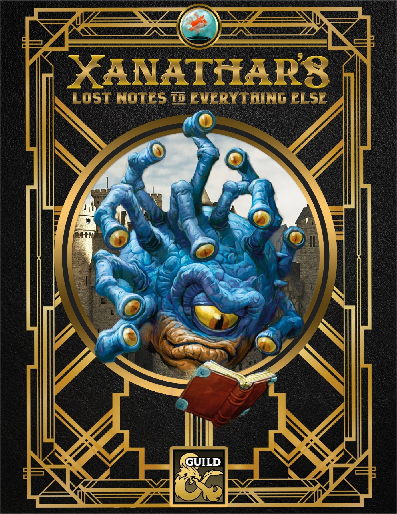 Xanathar's Lost Notes to Everything Else Pages 1 - 50 - Text Version