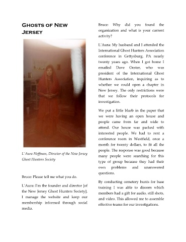 Page 39 - The Westerner Magazine Halloween 2018