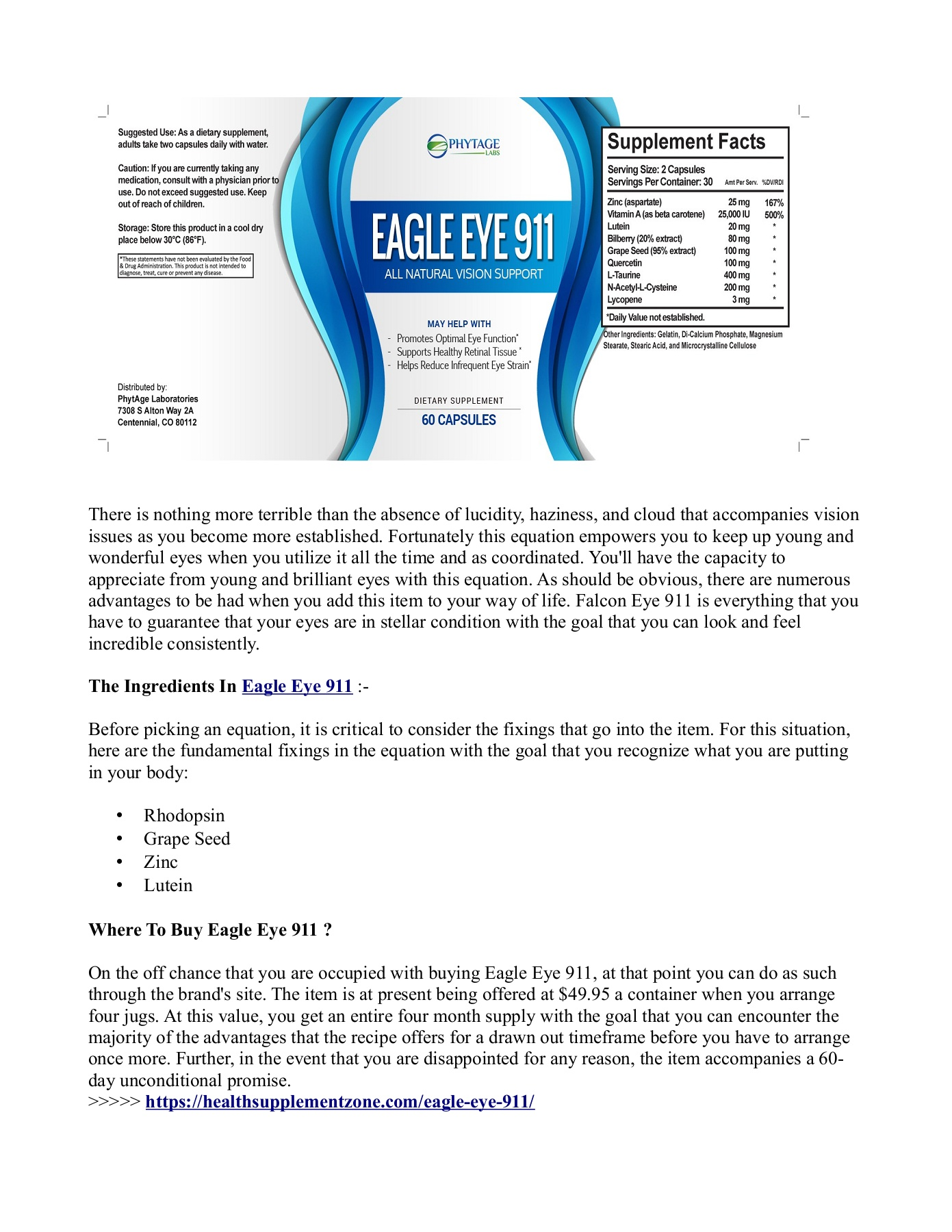 Eagle Eye 911 Art- 2 Pages 1 - 3 - Text Version | AnyFlip
