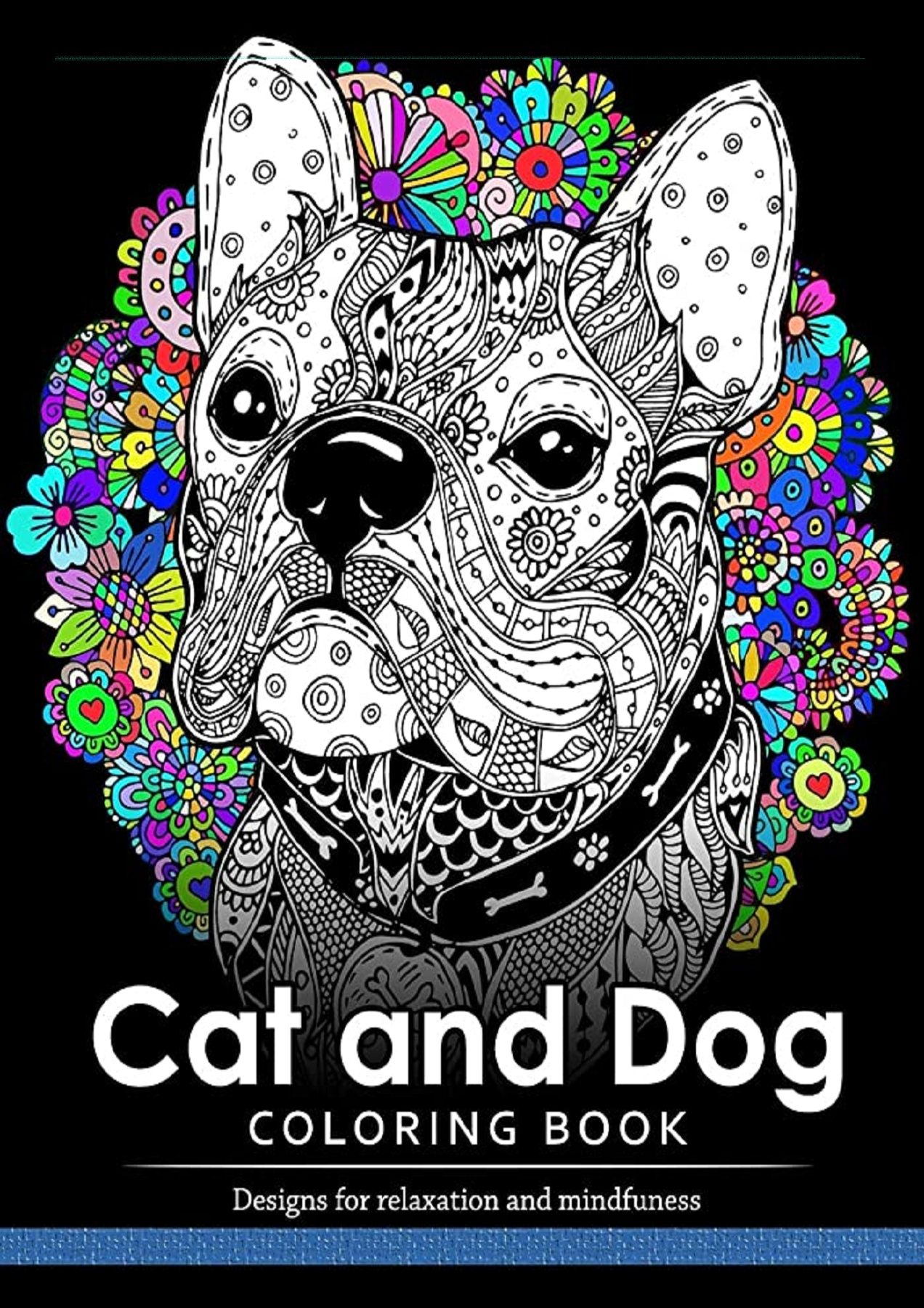 Kindle Online Pdf Cat And Dog Coloring Book The Best Friend Animal For Puppy And Kitten Adult Lover Unlimited