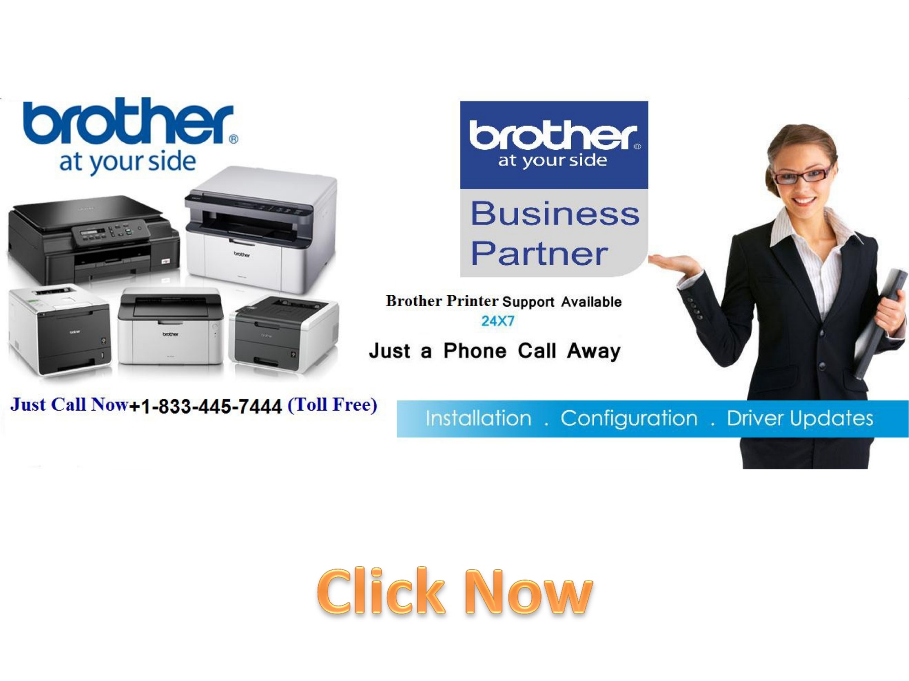 Our Brother Printer Technical Support Helpline Number (+1-833-445