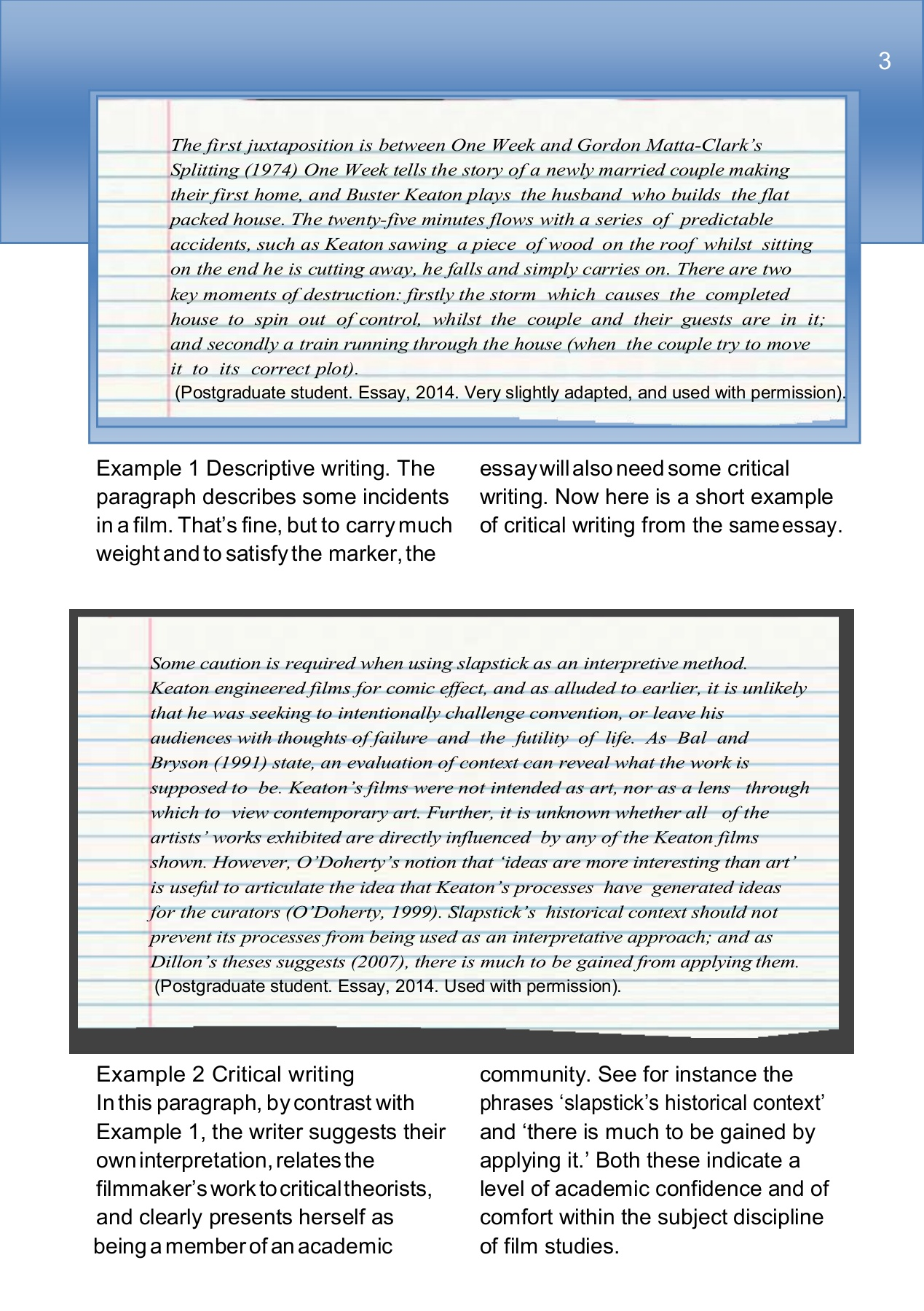 calm critical writing guide pages       text version  anyflip