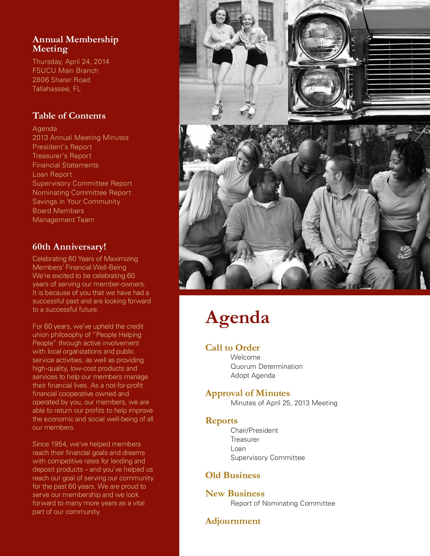 Florida State University CU Annual Report Pages 1 - 12 - Text Version | AnyFlip