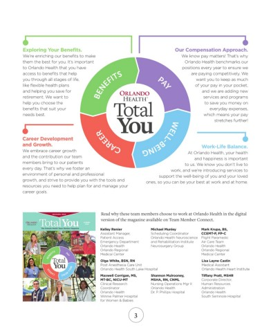 Orlando Health - Total You Pages 1 - 29 - Text Version | AnyFlip