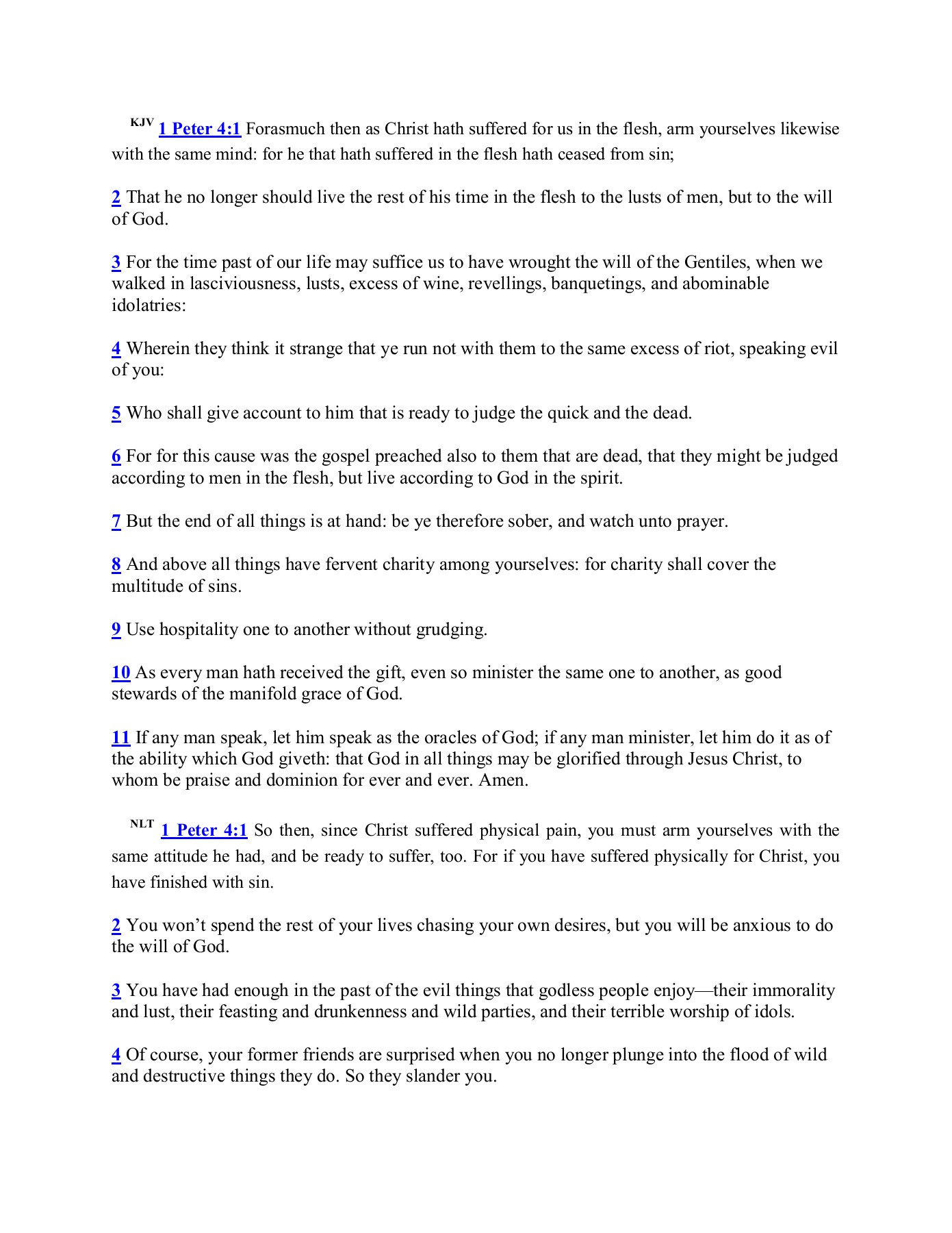 May 19 • BIBLE STUDY GUIDE 12 Hope through Stewardship